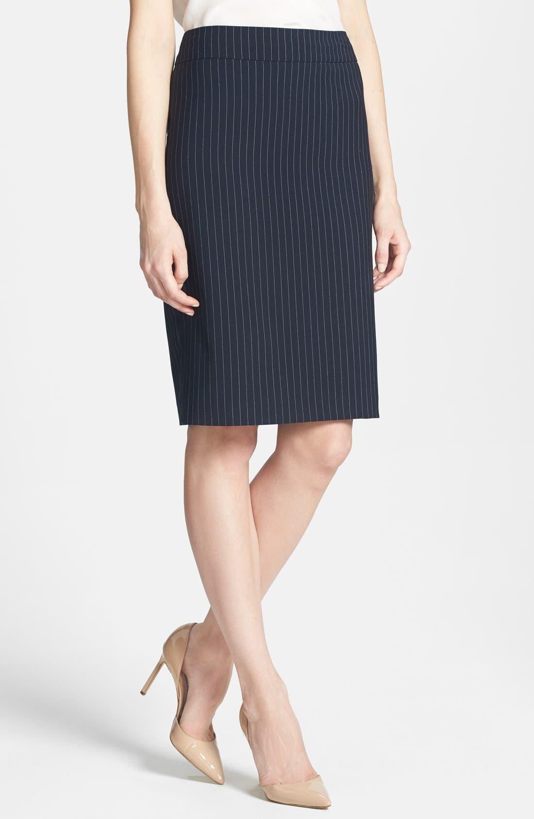 Alternate Image 1 Selected - Jones New York 'Lucy' Pencil Skirt
