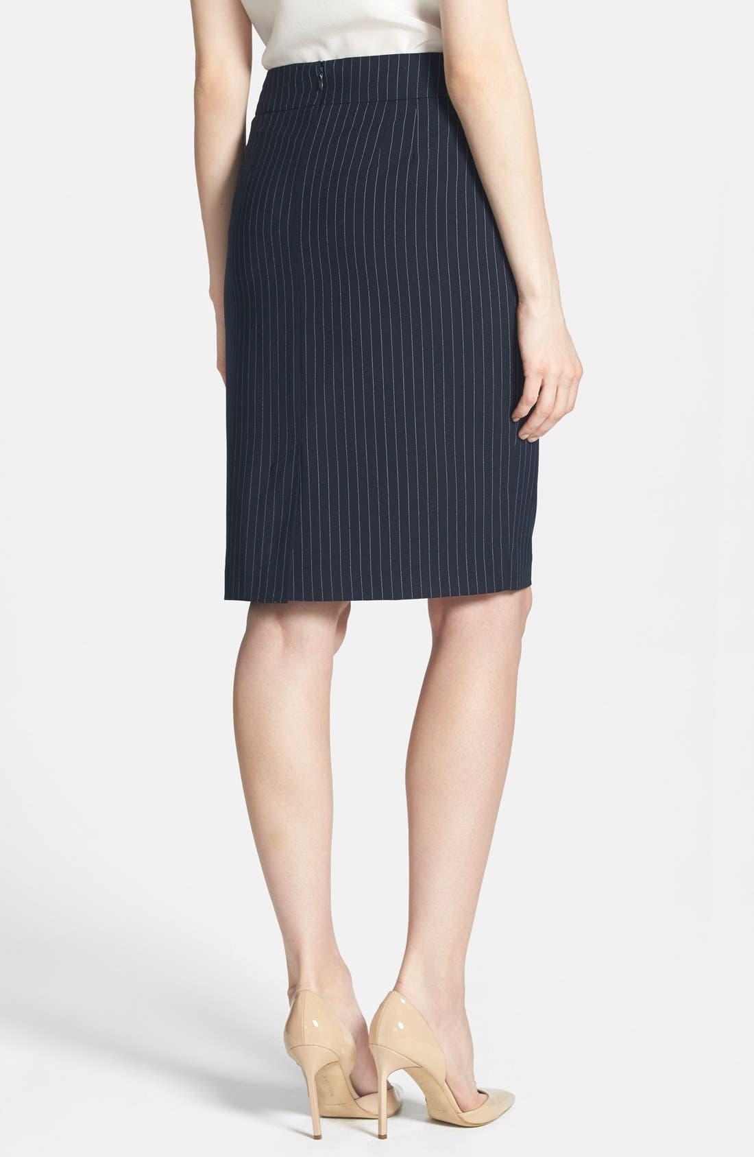 Alternate Image 2  - Jones New York 'Lucy' Pencil Skirt