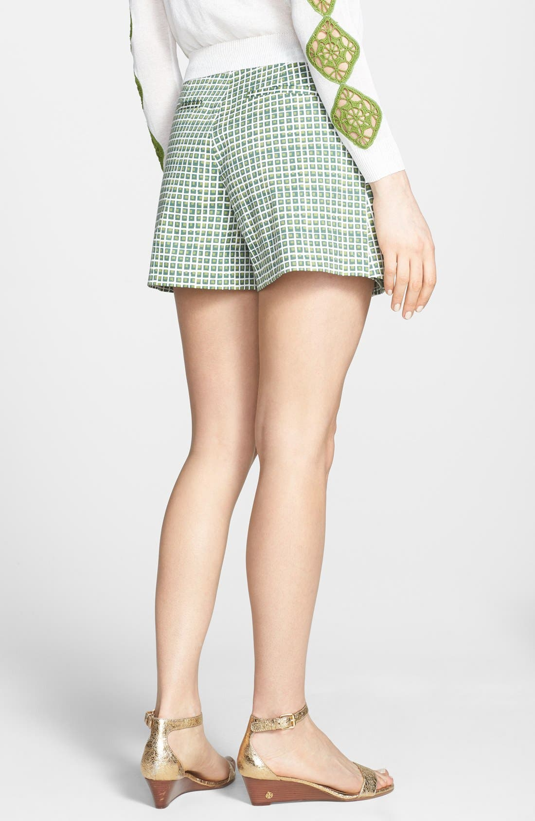 Alternate Image 2  - Tory Burch 'Marlene' Print Skort