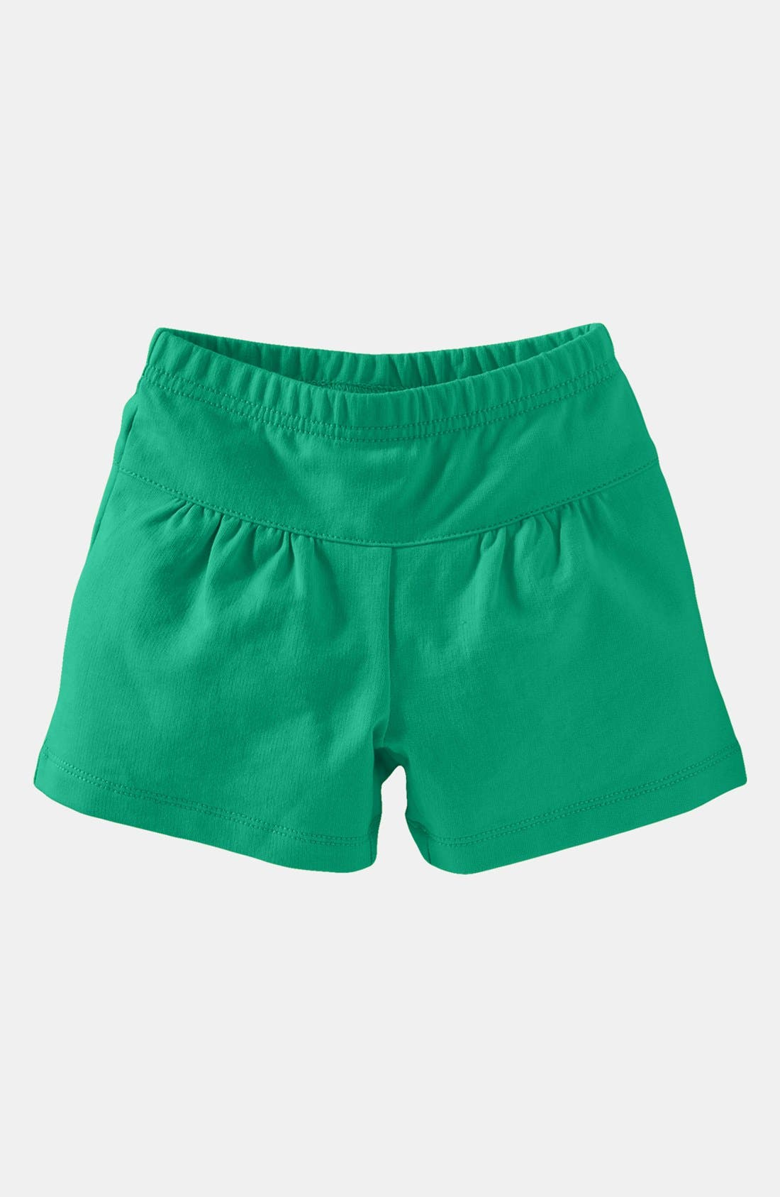 Main Image - Tea Collection French Terry Play Shorts (Little Girls & Big Girls)(Online Only)