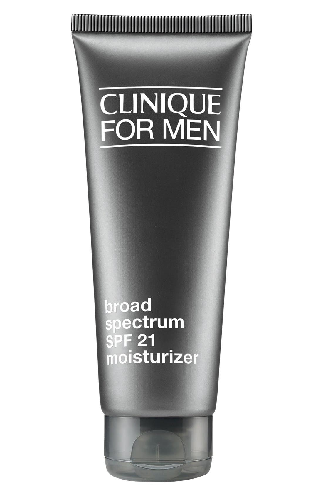Clinique for Men Broad Spectrum SPF 21 Moisturizer