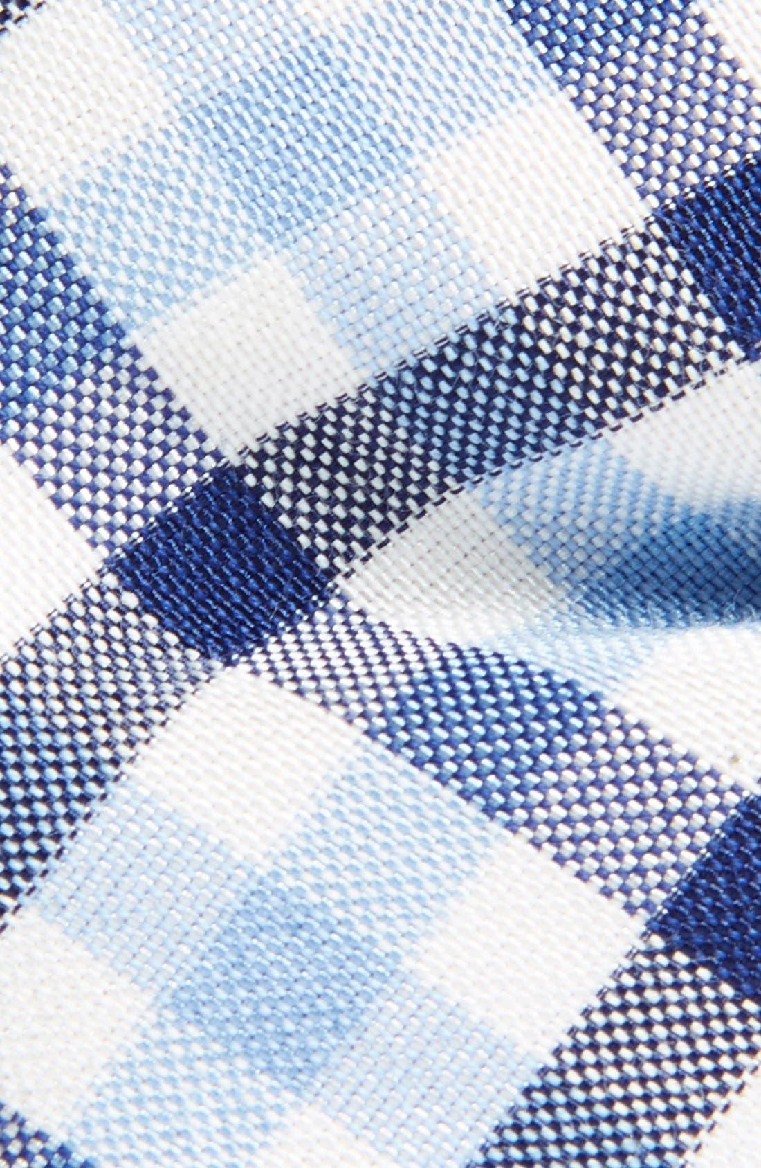 Alternate Image 2  - Nordstrom Cotton Blend Bow Tie (Big Boys)