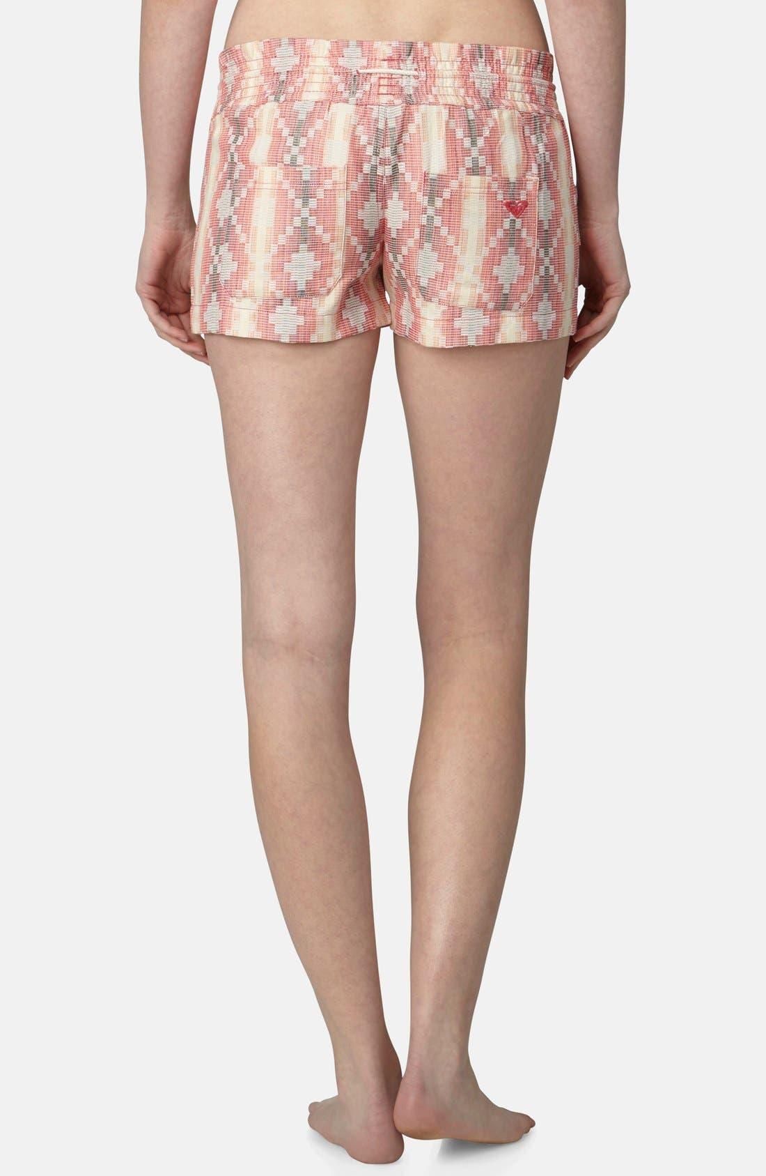 Alternate Image 2  - Roxy 'Oceanside' Shorts