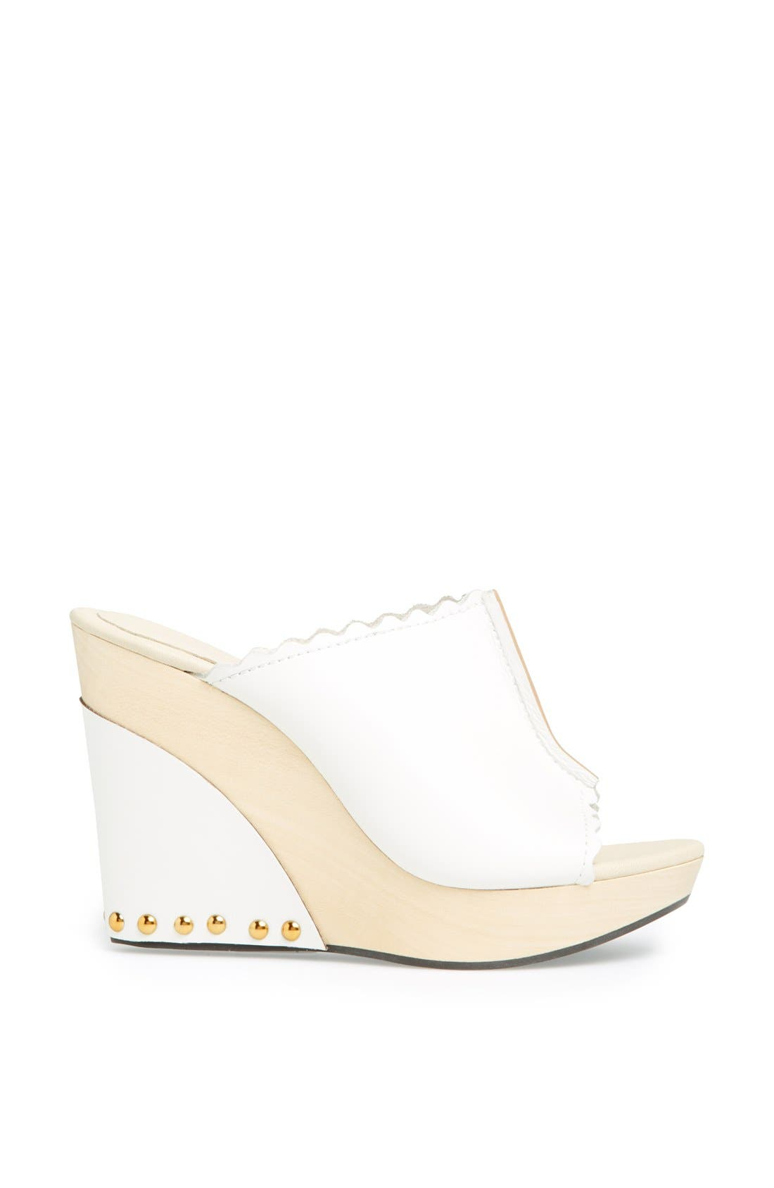 Alternate Image 4  - See by Chloé Wedge Slide Sandal (Online Only)