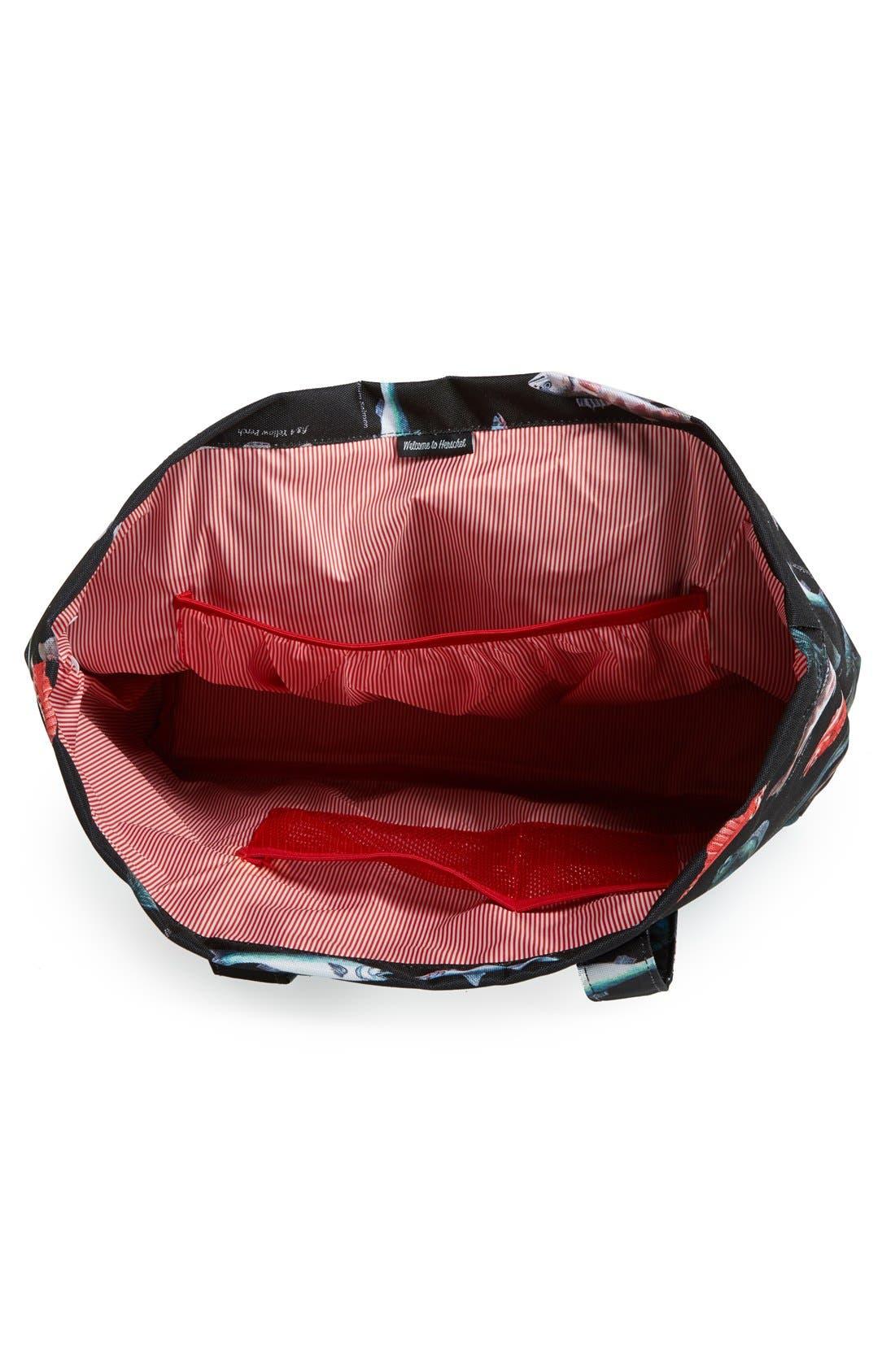 Alternate Image 3  - Herschel Supply Co. 'Market XL' Tote Bag