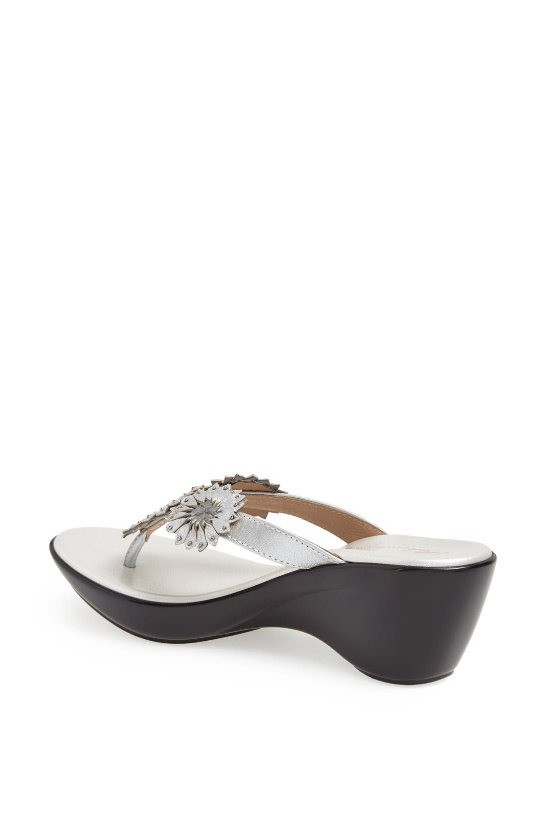 Alternate Image 3  - Athena Alexander 'Clover' Thong Sandal