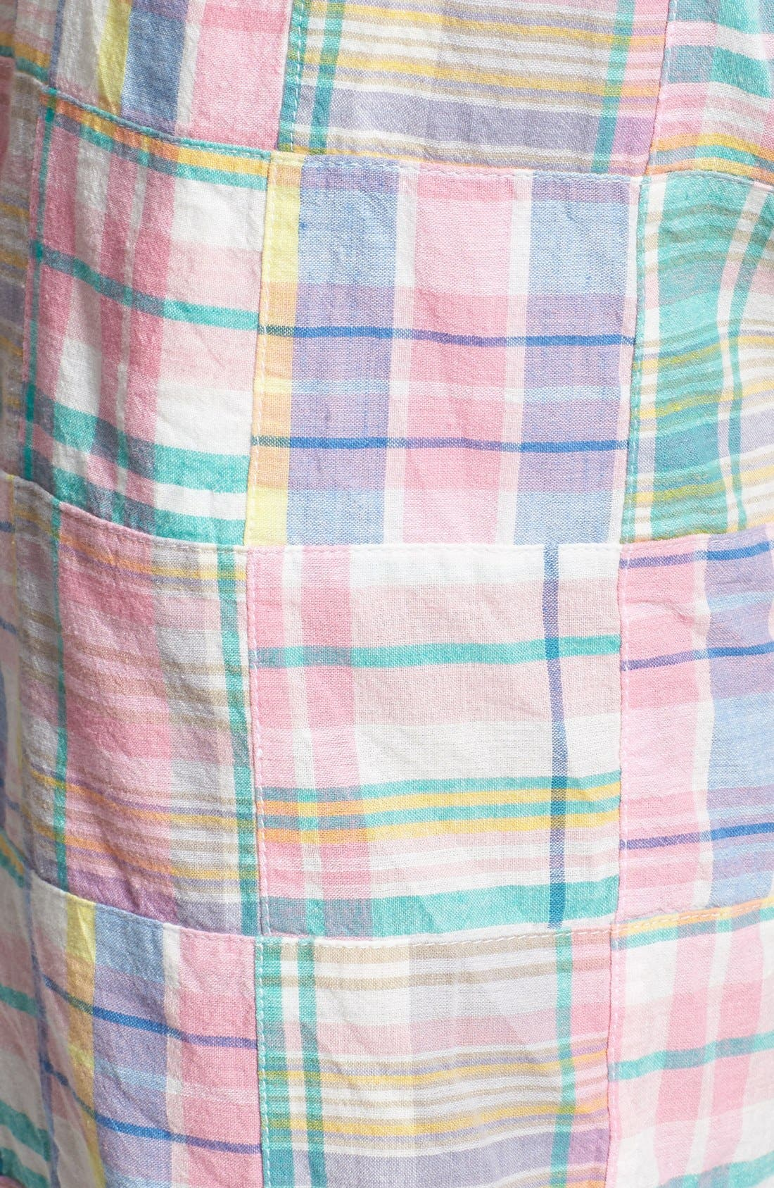 Alternate Image 3  - Vineyard Vines Classic Fit Madras Shorts