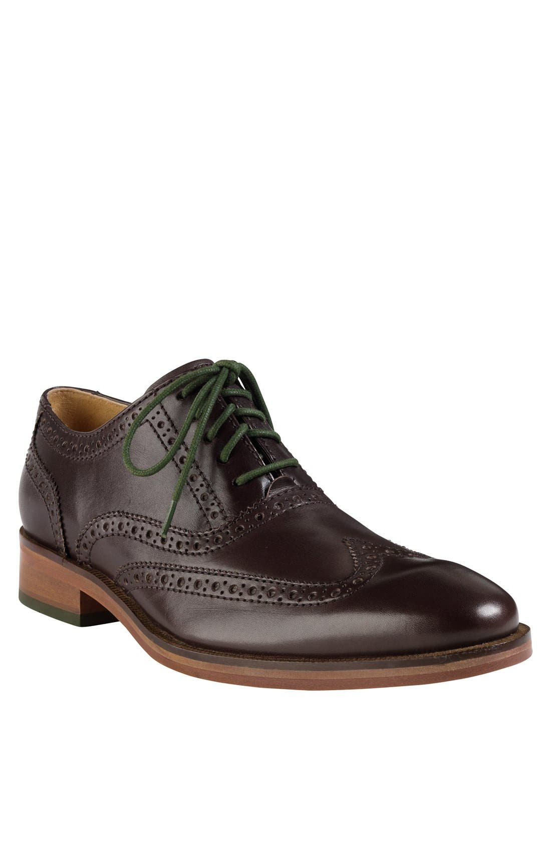Alternate Image 1 Selected - Cole Haan 'Colton' Wingtip (Men)