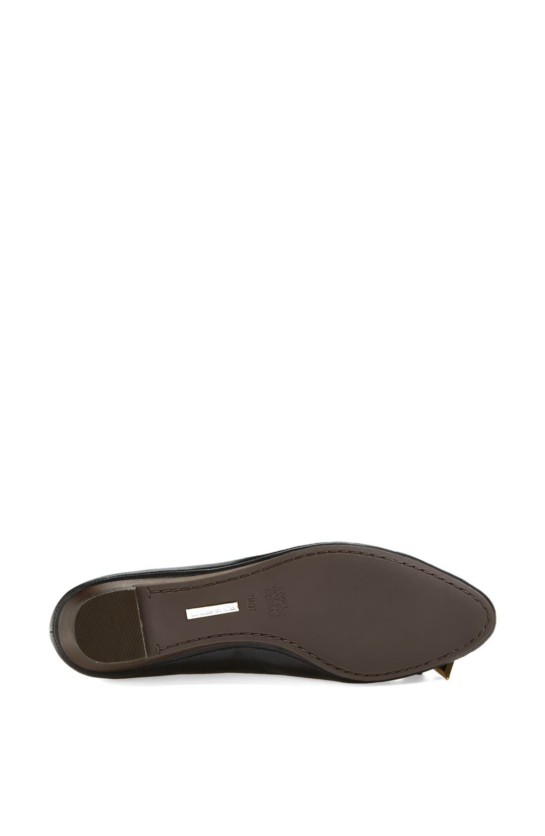 Alternate Image 4  - Louise et Cie 'Azalya' Mini Wedge Flat (Women)