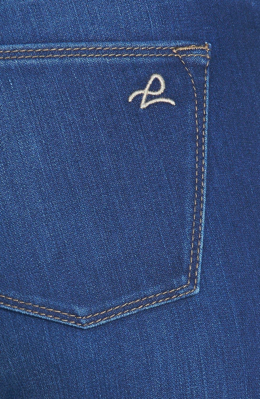 Alternate Image 3  - DL1961 'Grace' Straight Jeans (Dyer)