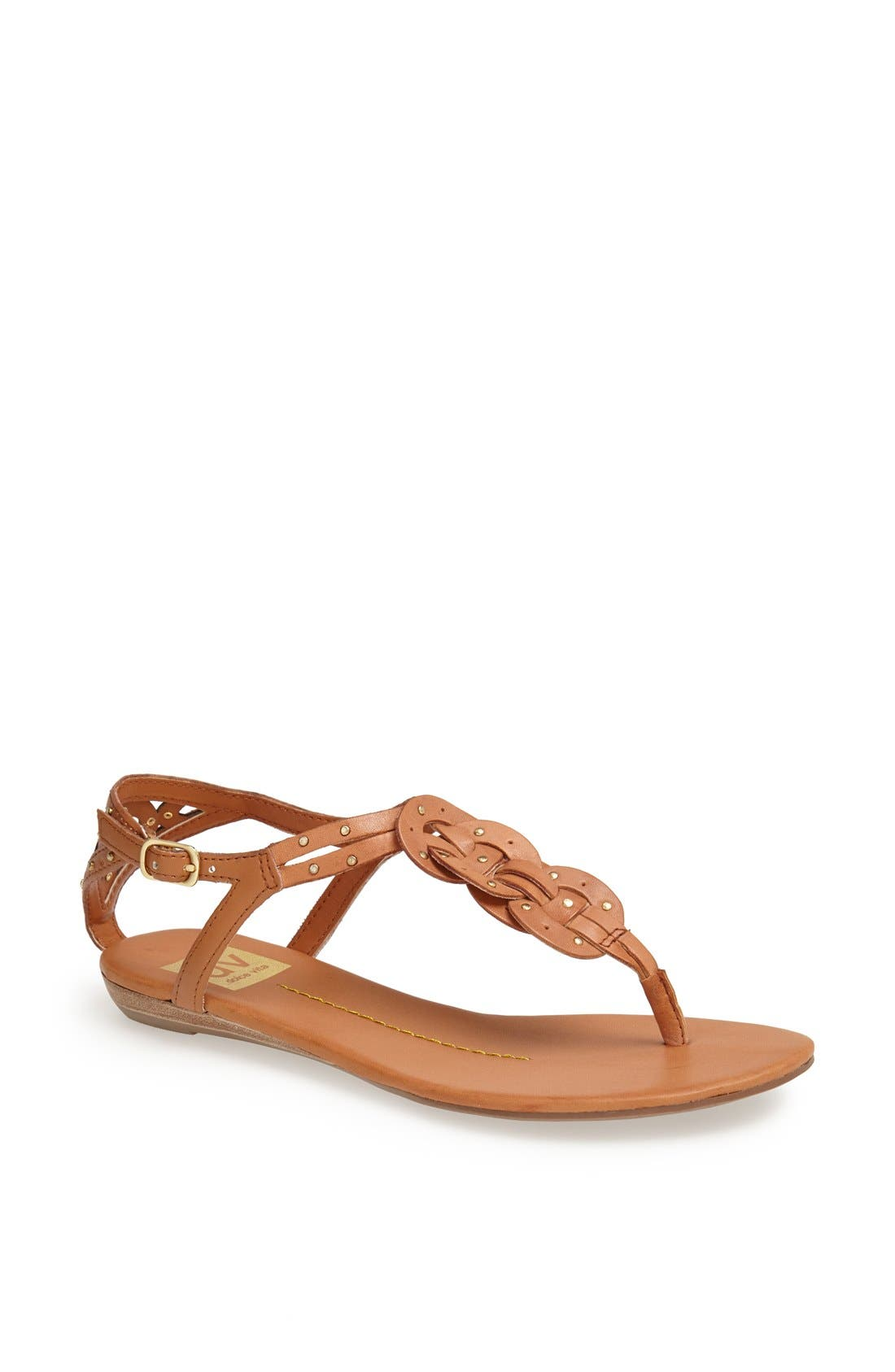 Main Image - DV by Dolce Vita 'Azania' Leather Thong Sandal