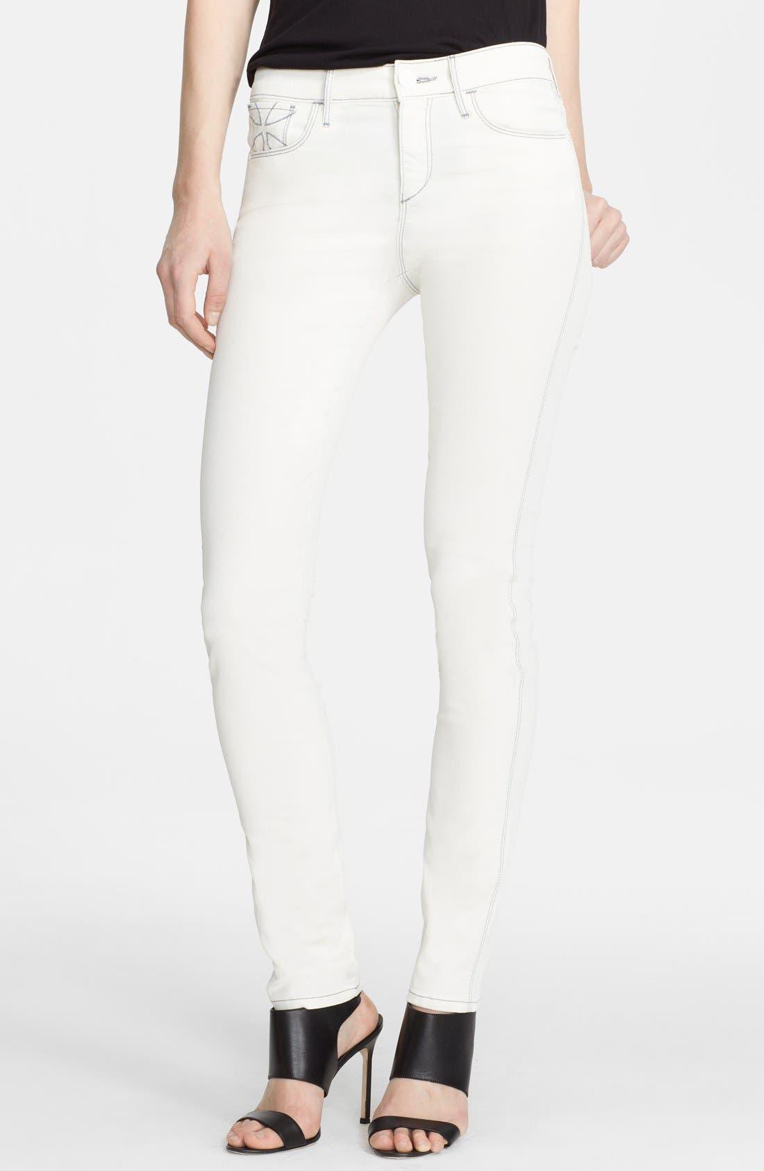 Alternate Image 1 Selected - Habitual 'Eve' Skinny Jeans