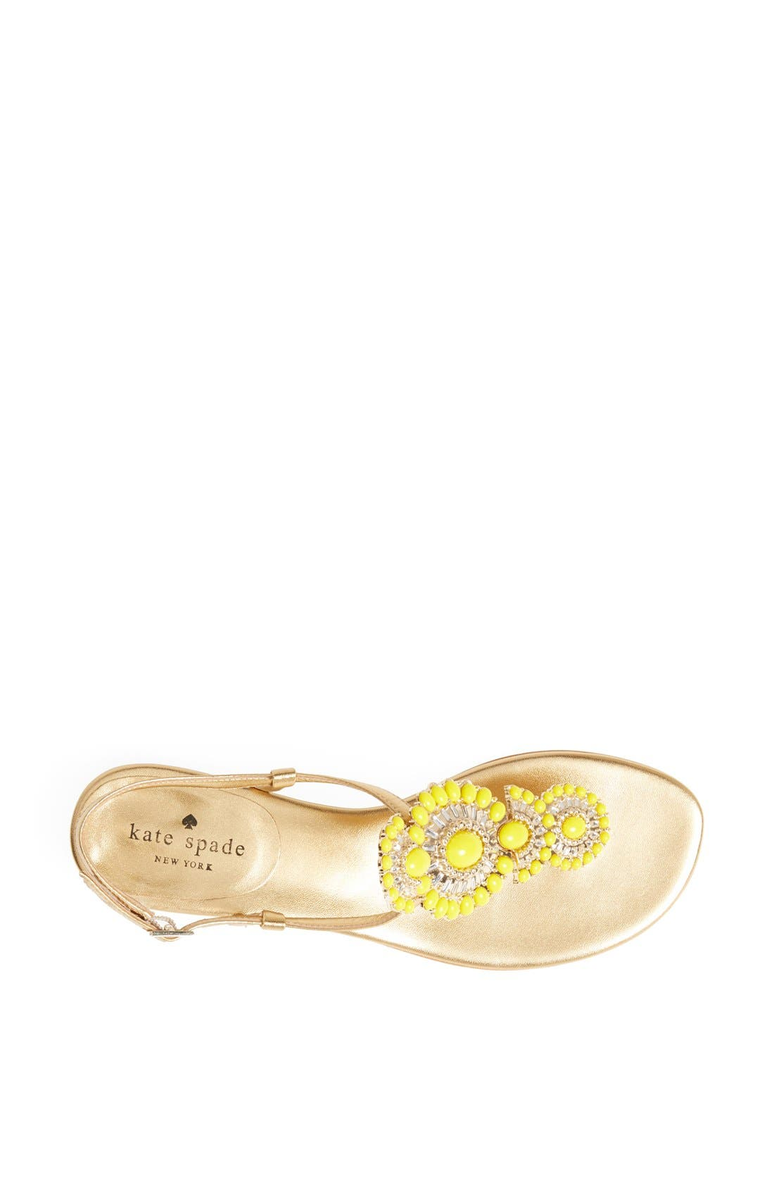Alternate Image 3  - kate spade new york 'fiore' sandal