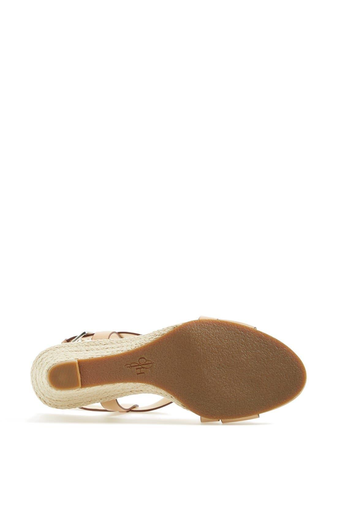 Alternate Image 4  - Cole Haan 'Taylor' Wedge Sandal