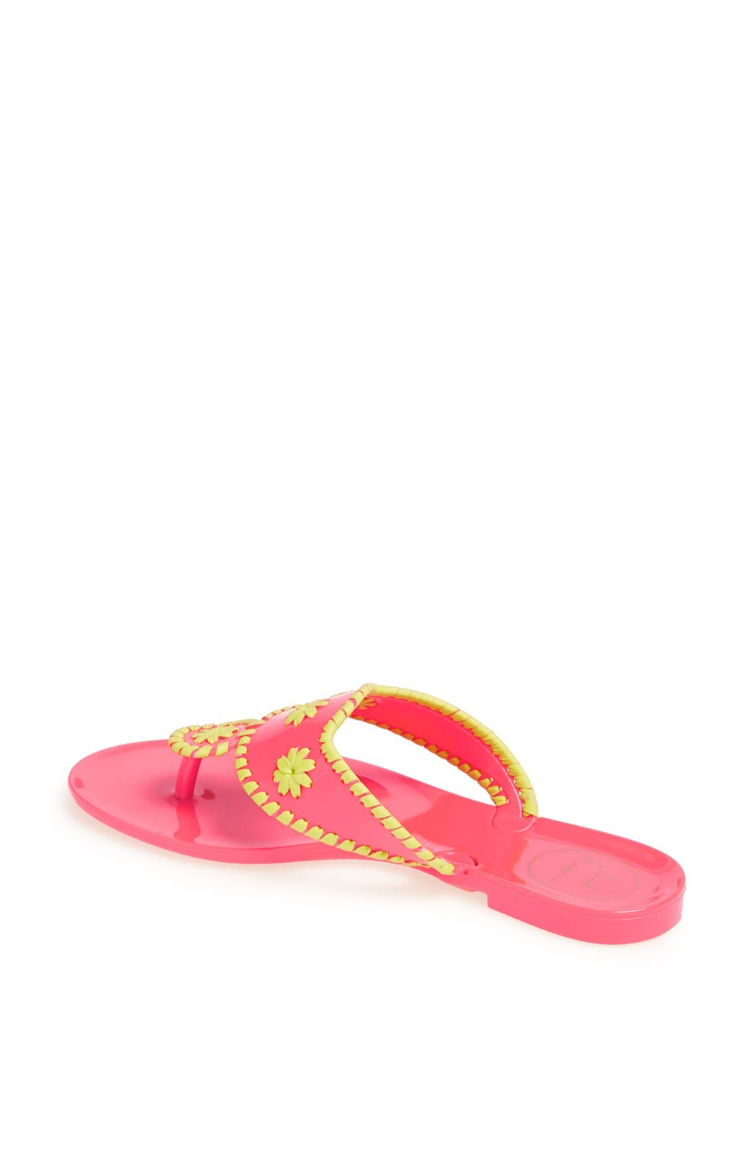Alternate Image 2  - Jack Rogers 'Jr' Jelly Sandal