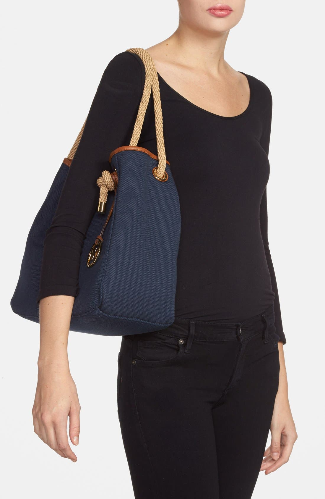 Alternate Image 2  - MICHAEL Michael Kors 'Large Marina' Grab Bag