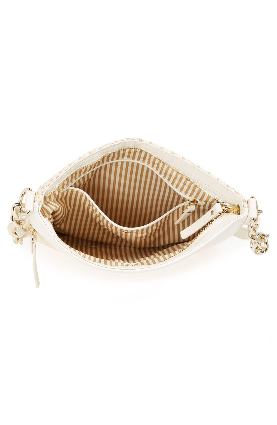 Alternate Image 3  - kate spade new york 'cobble hill ellen' straw crossbody bag