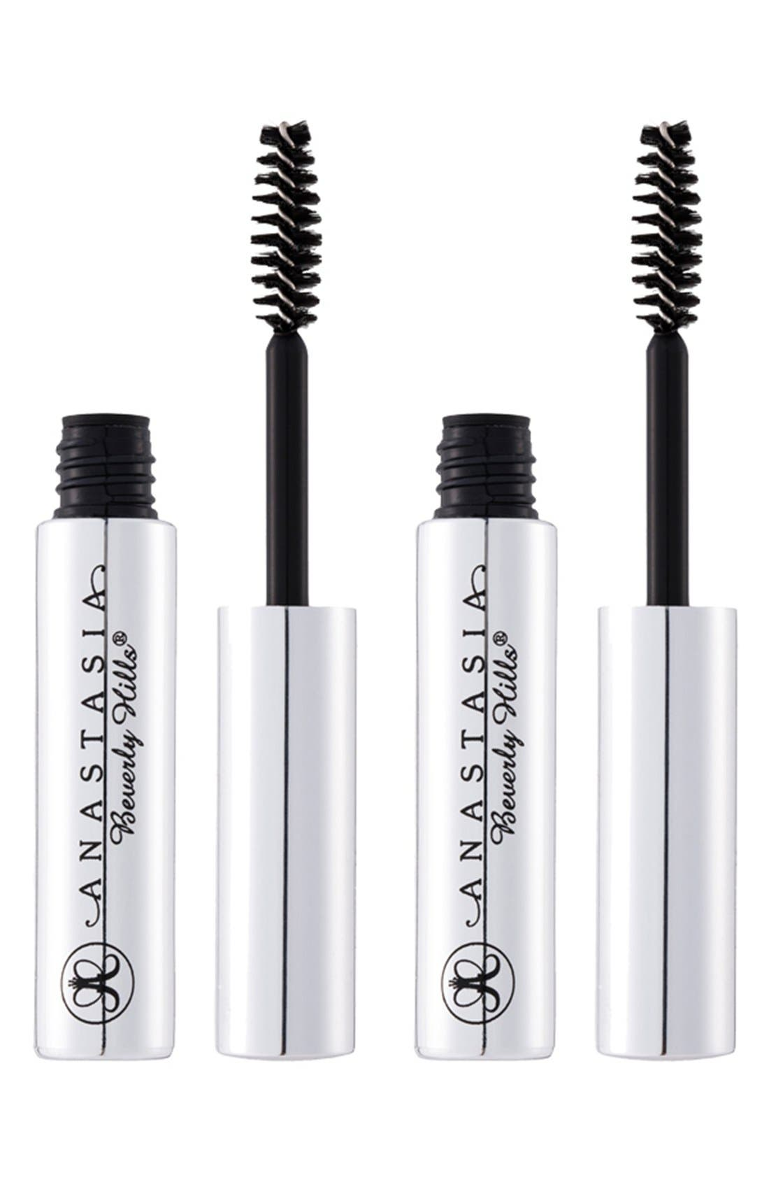 Anastasia Beverly Hills Clear Brow Gel Duo ($44 Value)