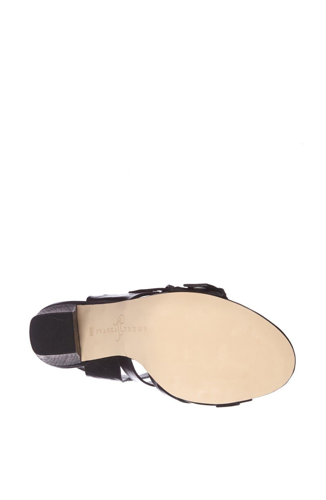 Alternate Image 4  - Ivanka Trump 'Berni' Sandal