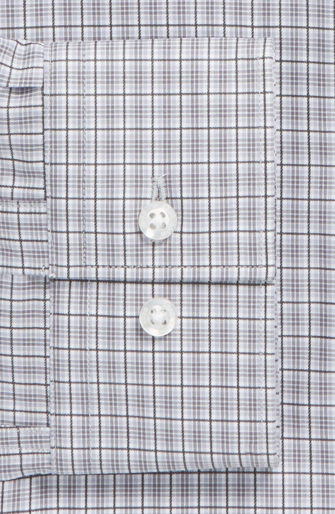 Alternate Image 2  - HUGO Slim Fit Dress Shirt
