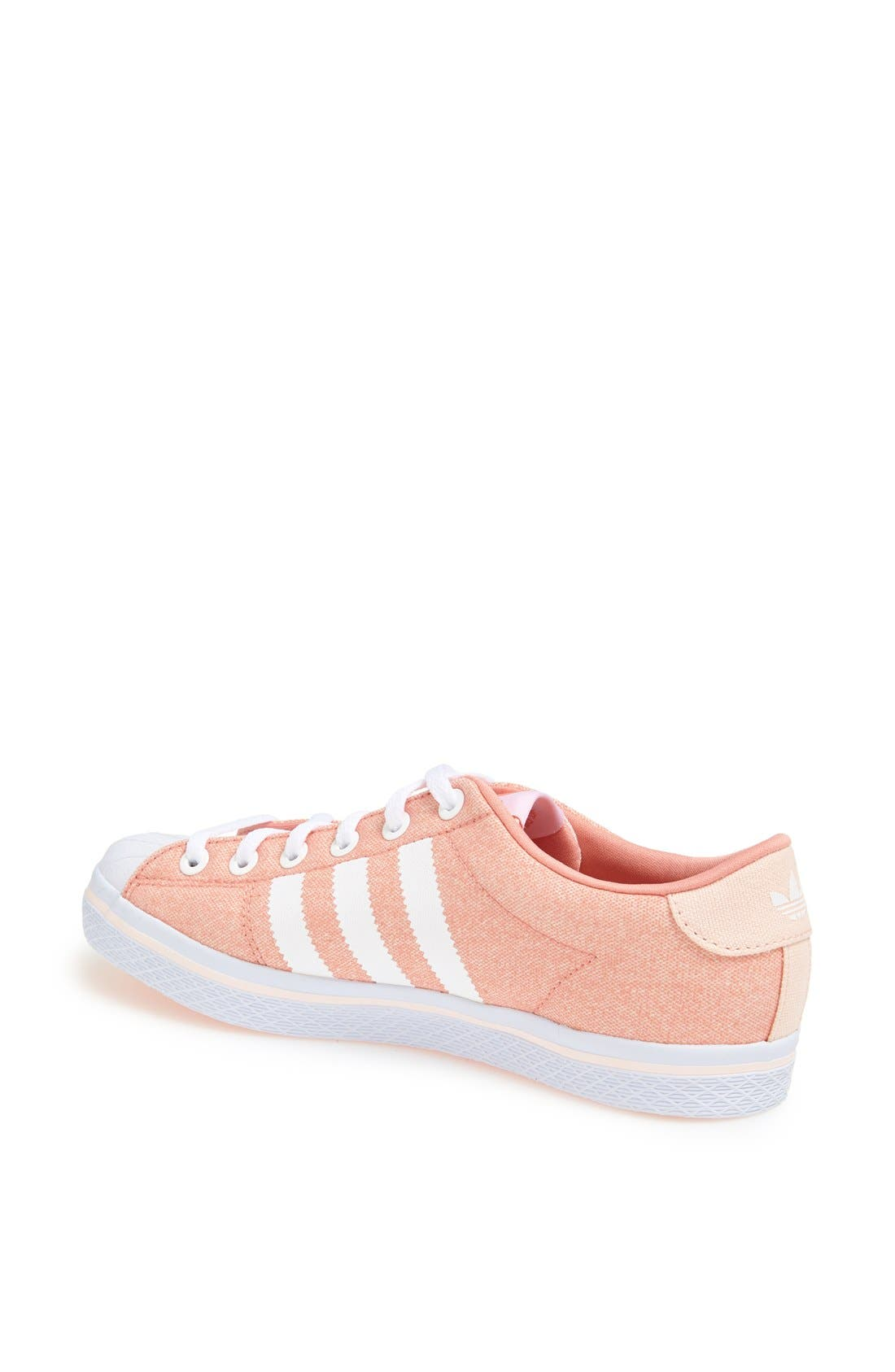 Alternate Image 2  - adidas 'Vulc Star Lo' Sneaker (Women)