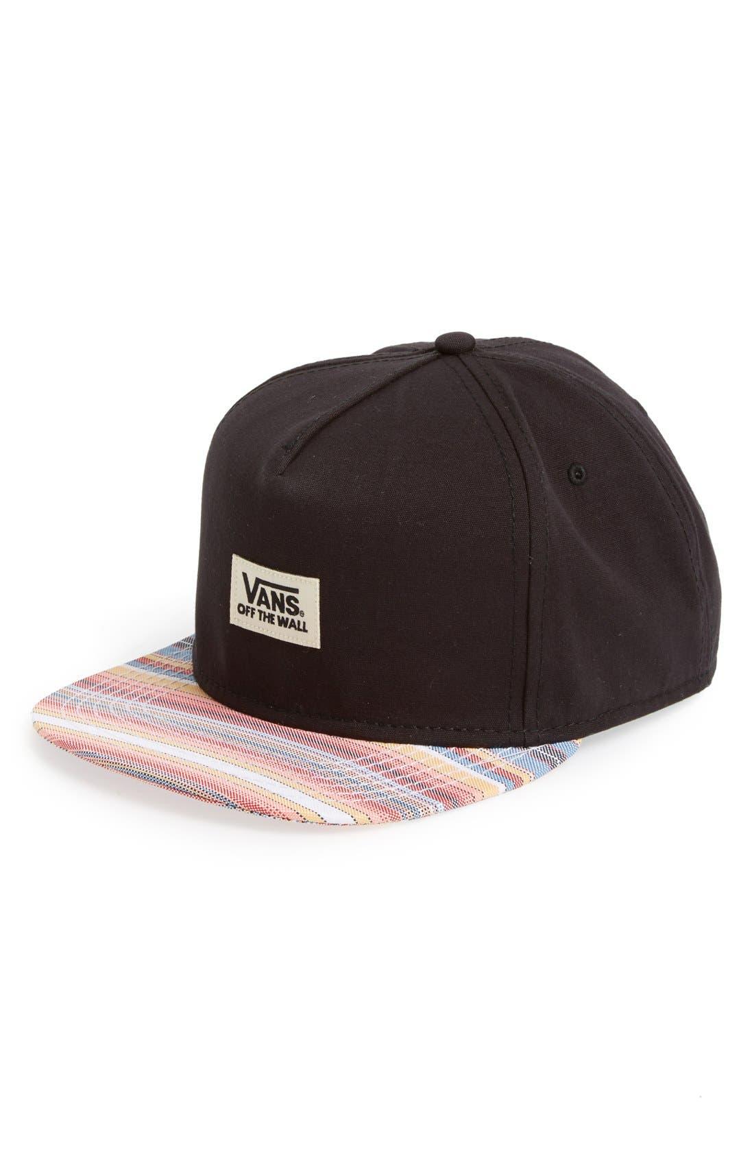 Alternate Image 1 Selected - Vans 'Walmer' Snapback Hat