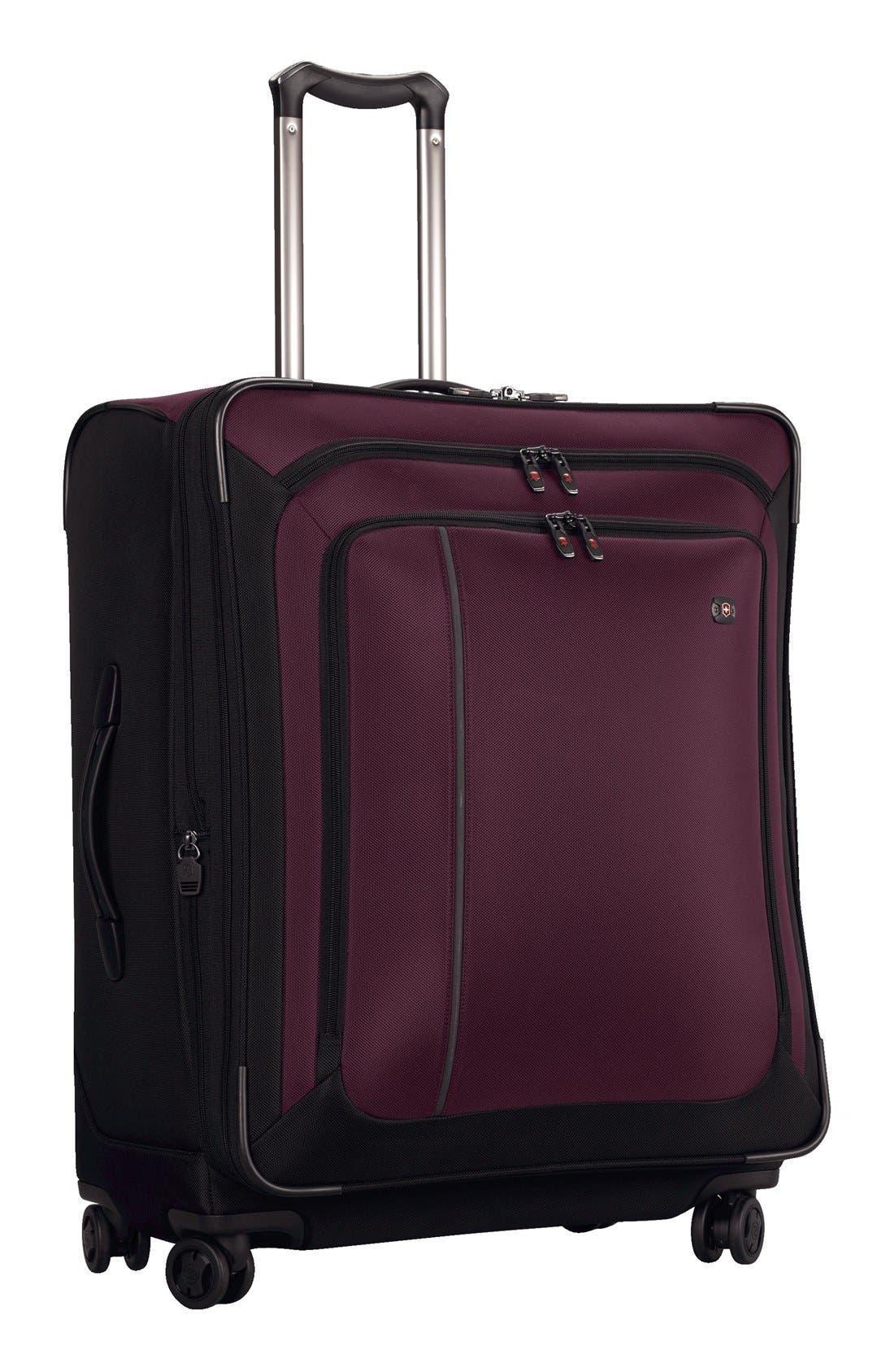 Main Image - Victorinox Swiss Army® 'Werks - Traveler' Rolling Suitcase (24 Inch)