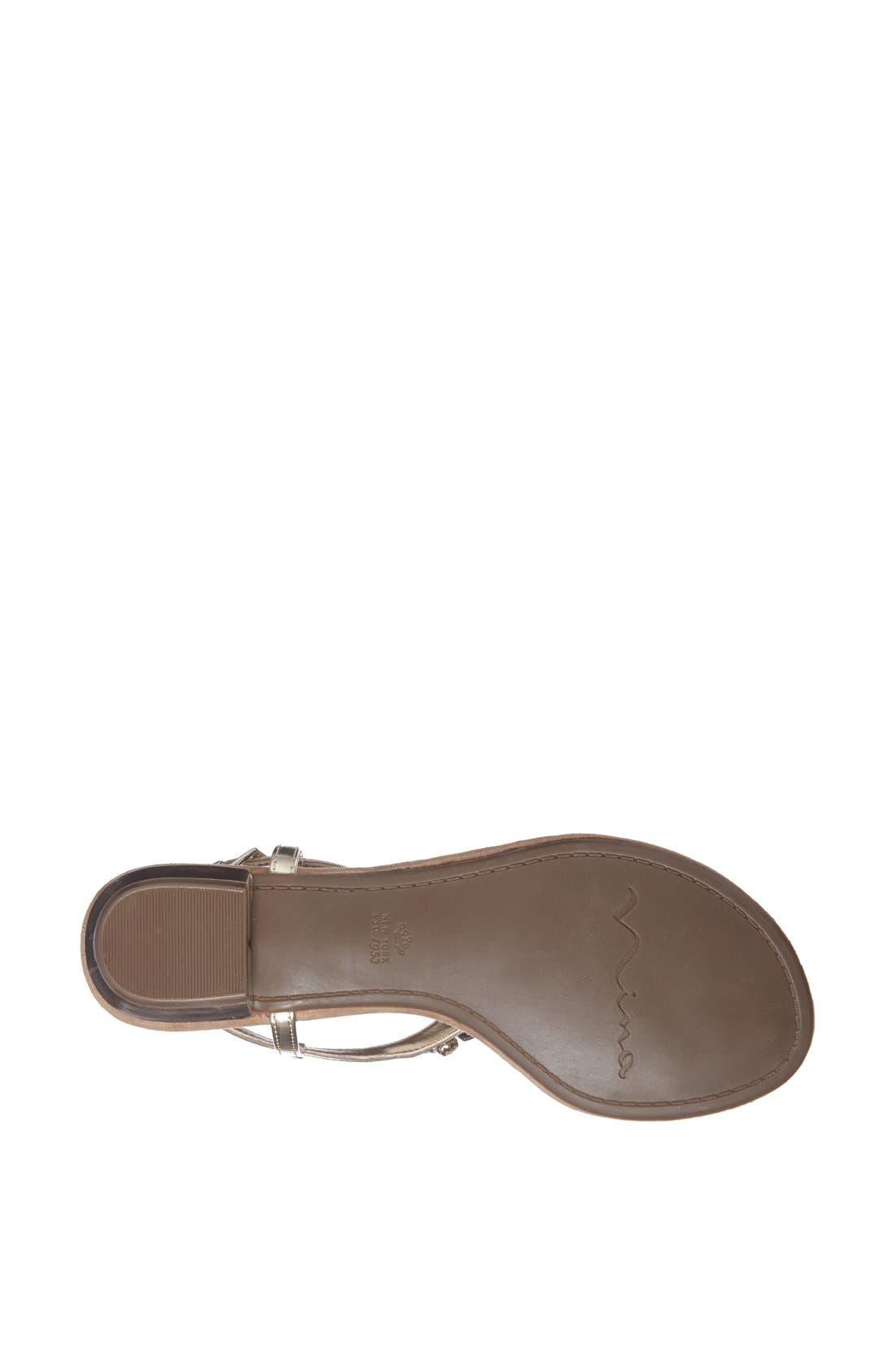 Alternate Image 4  - Nina 'Kelisha' Sandal