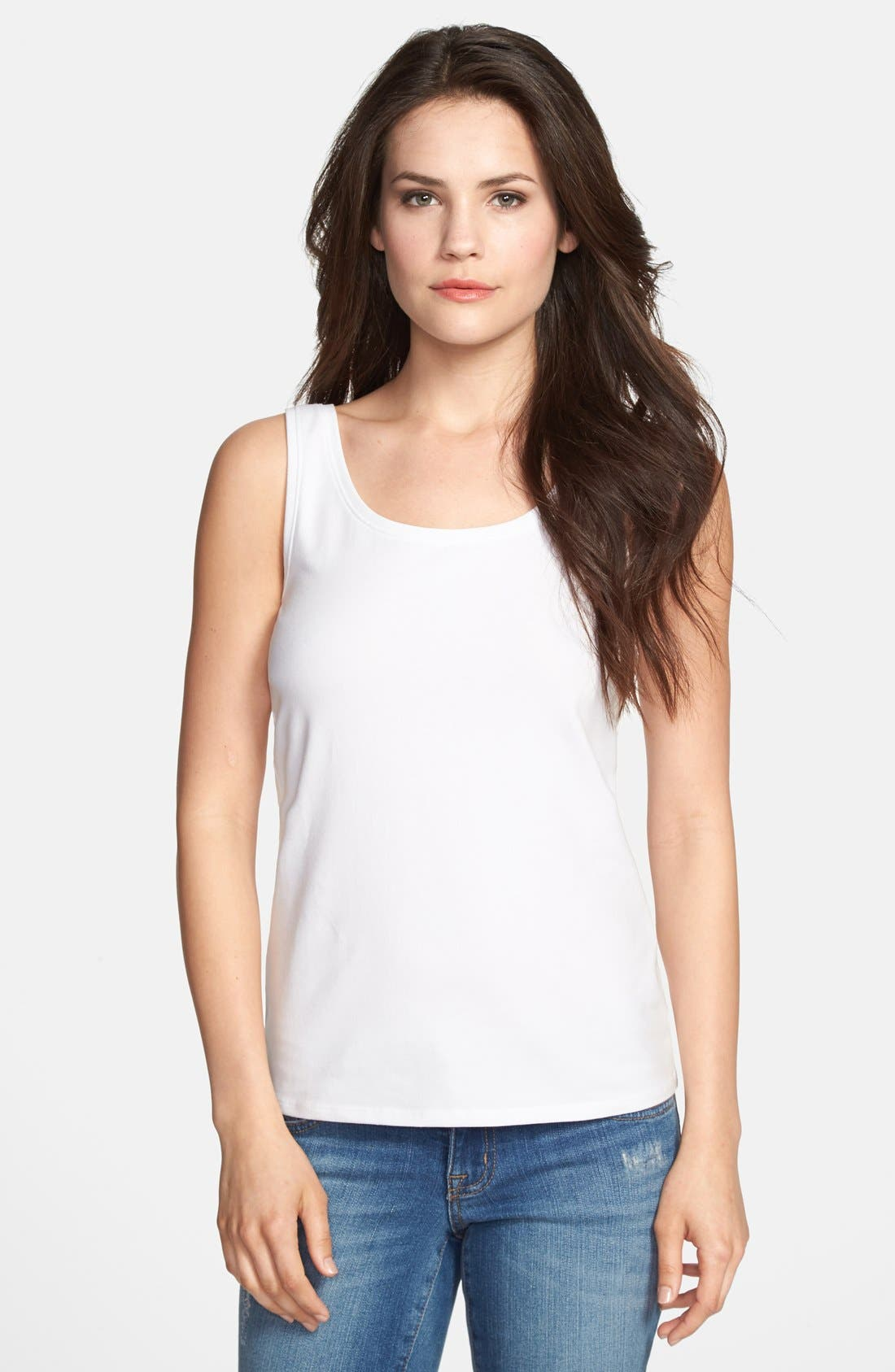 NIC+ZOE 'Perfect' Tank (Regular & Petite)