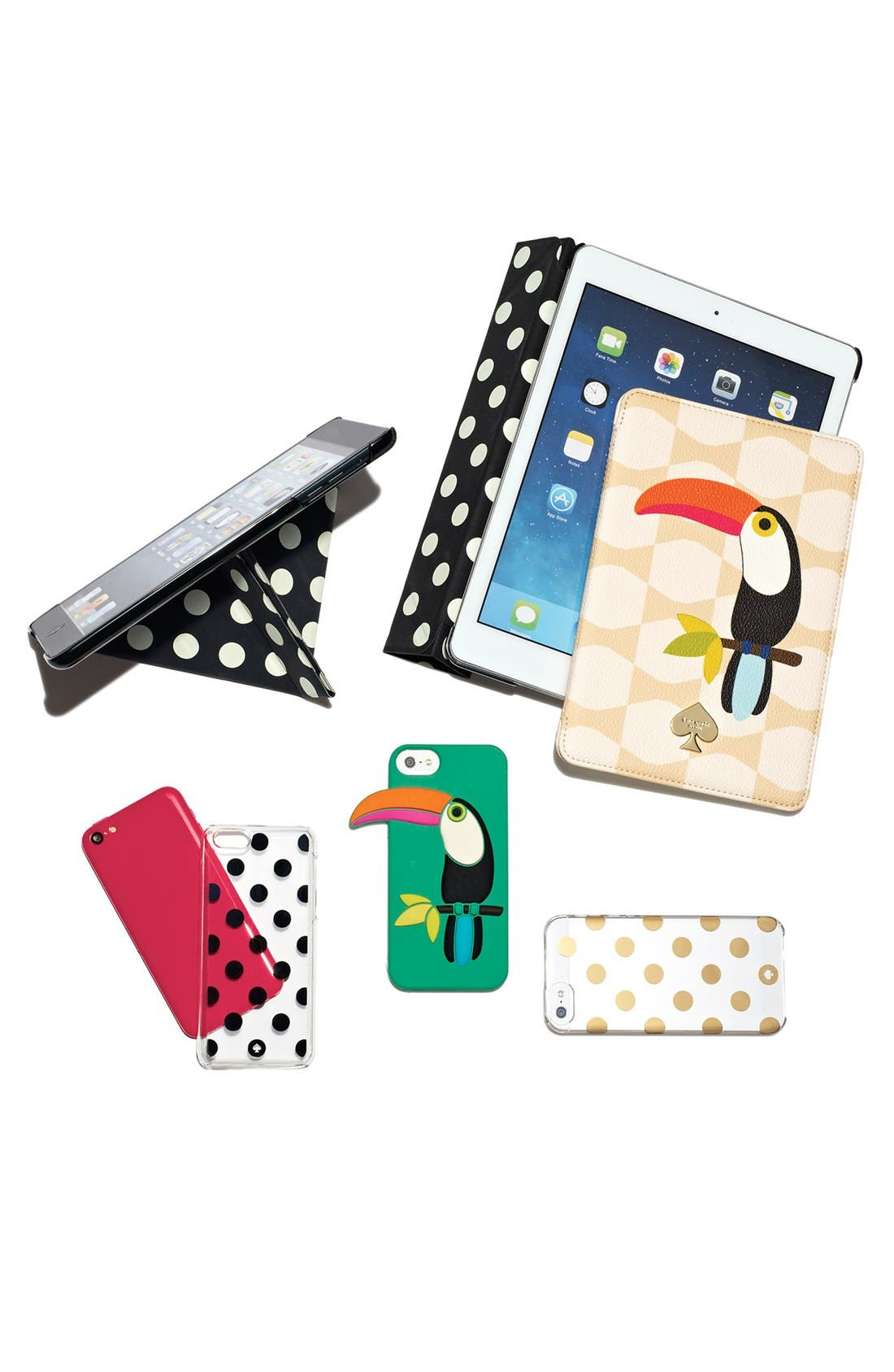 Alternate Image 3  - kate spade new york 'la pavillion' iPhone 5c case