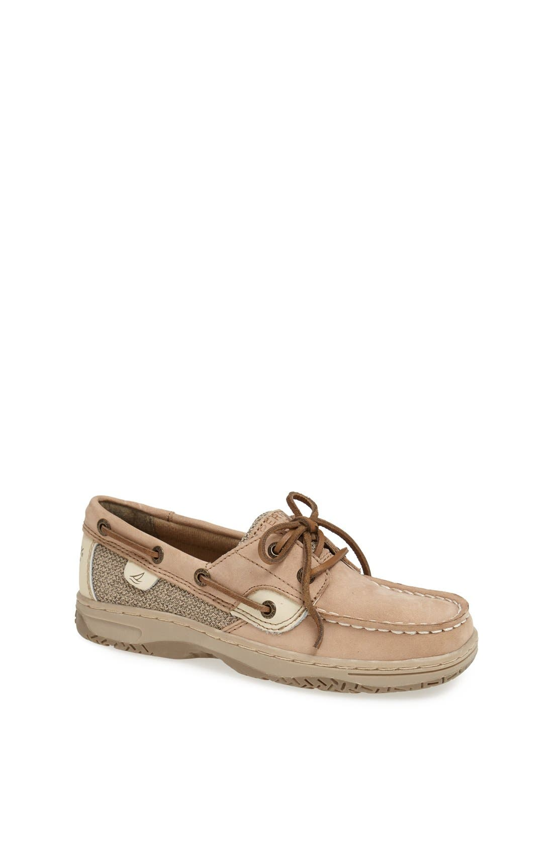 Main Image - Sperry Kids 'Bluefish' Boat Shoe (Walker, Toddler, Little Kid & Big Kid)