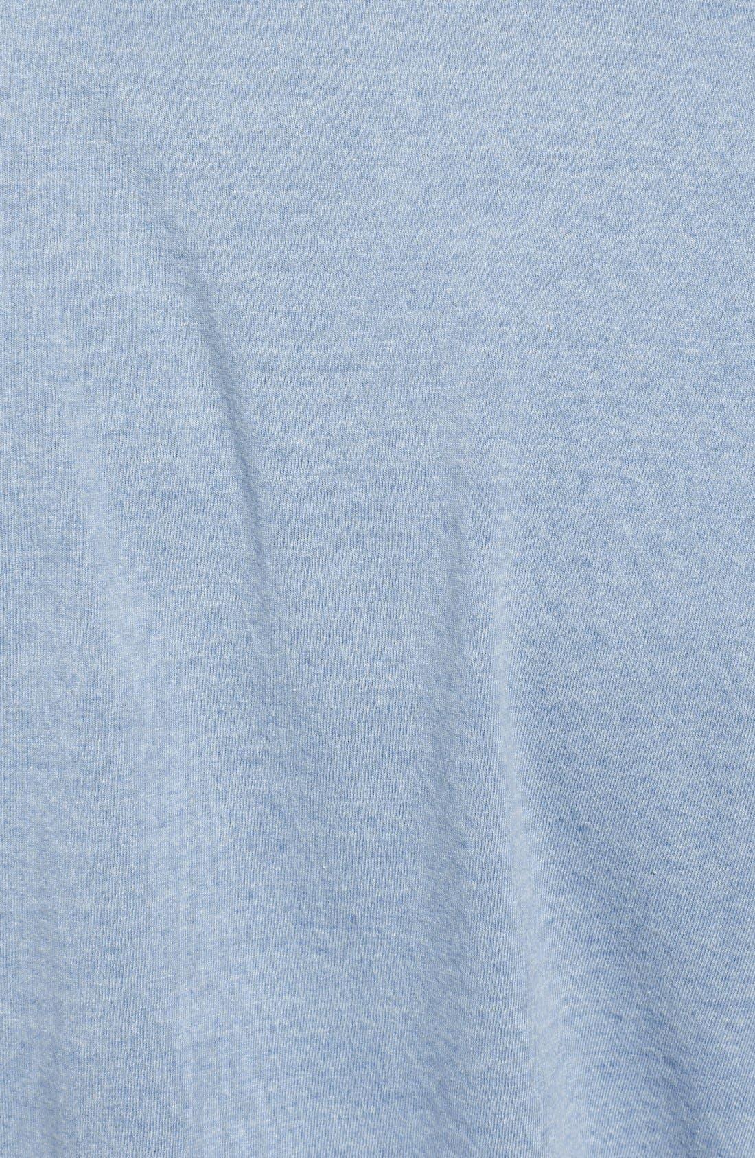 Alternate Image 3  - Faherty Raglan Sleeve Baseball T-Shirt