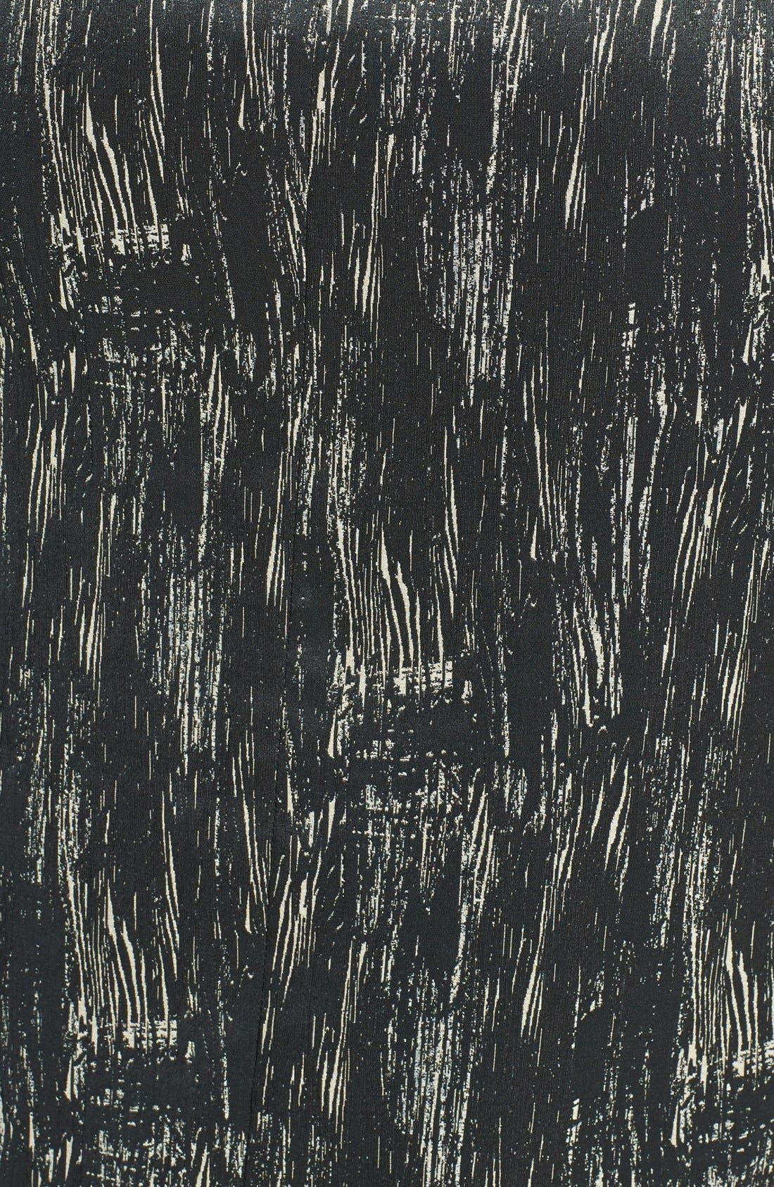 Alternate Image 3  - Lafayette 148 New York 'Dayna - Nocturnal Etching' Skirt