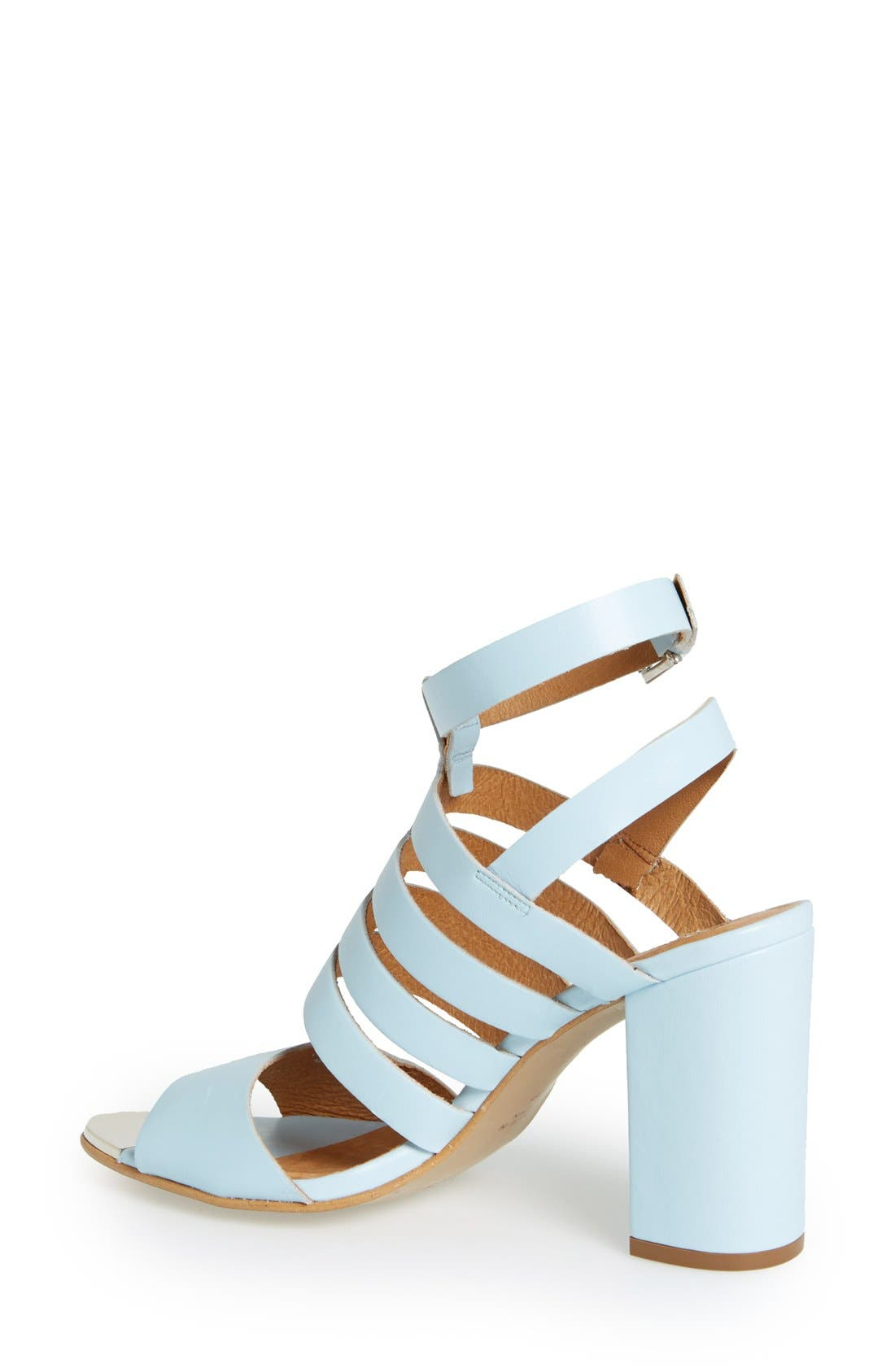 Alternate Image 2  - Topshop 'Rainbow' Sandal
