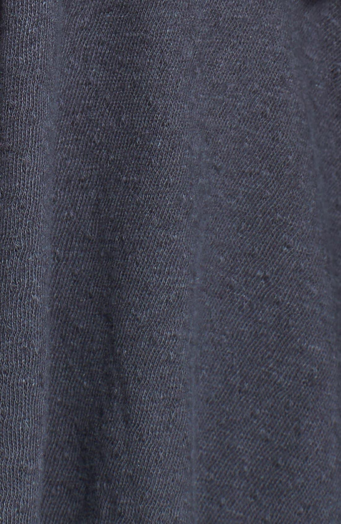 Alternate Image 3  - Free People 'Run Around' Eyelet Linen & Cotton Top