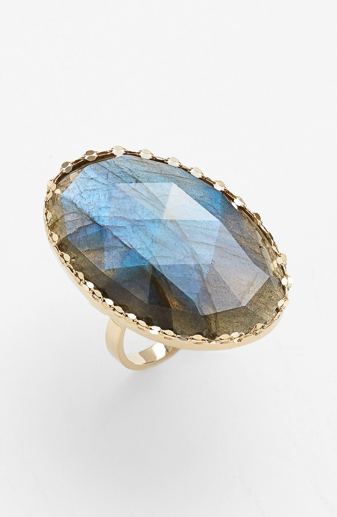 Alternate Image 1 Selected - Lana Jewelry 'Ultra' Large Labradorite Ring