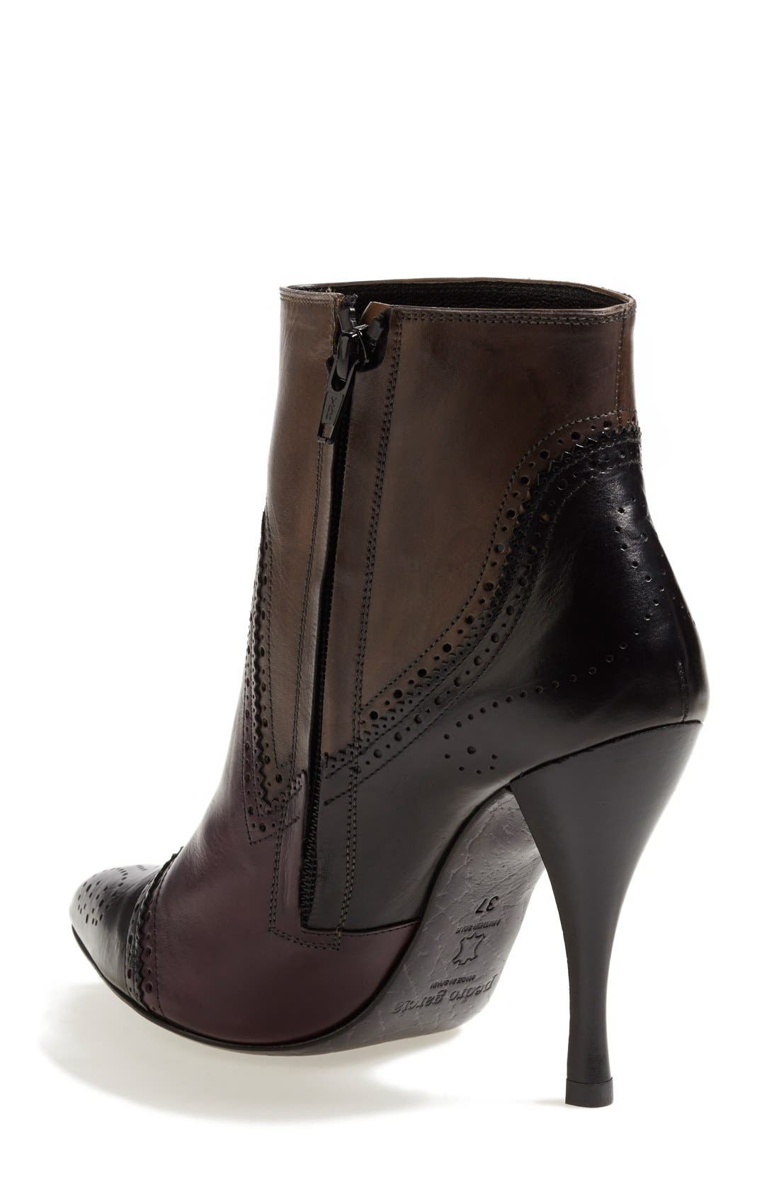 Alternate Image 2  - Pedro Garcia 'Harriet' Brogue Boot (Women) (Nordstrom Exclusive)