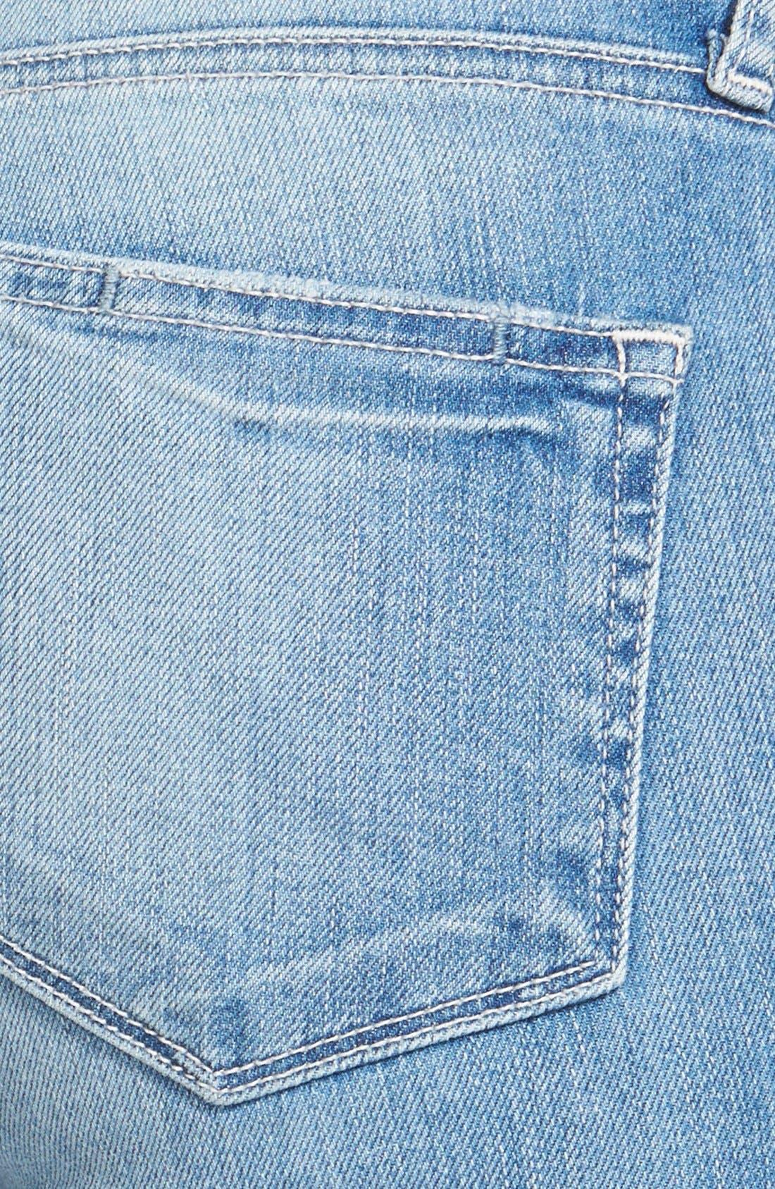 Alternate Image 3  - Paige Denim 'Kylie' Crop Skinny Jeans (Whitley)
