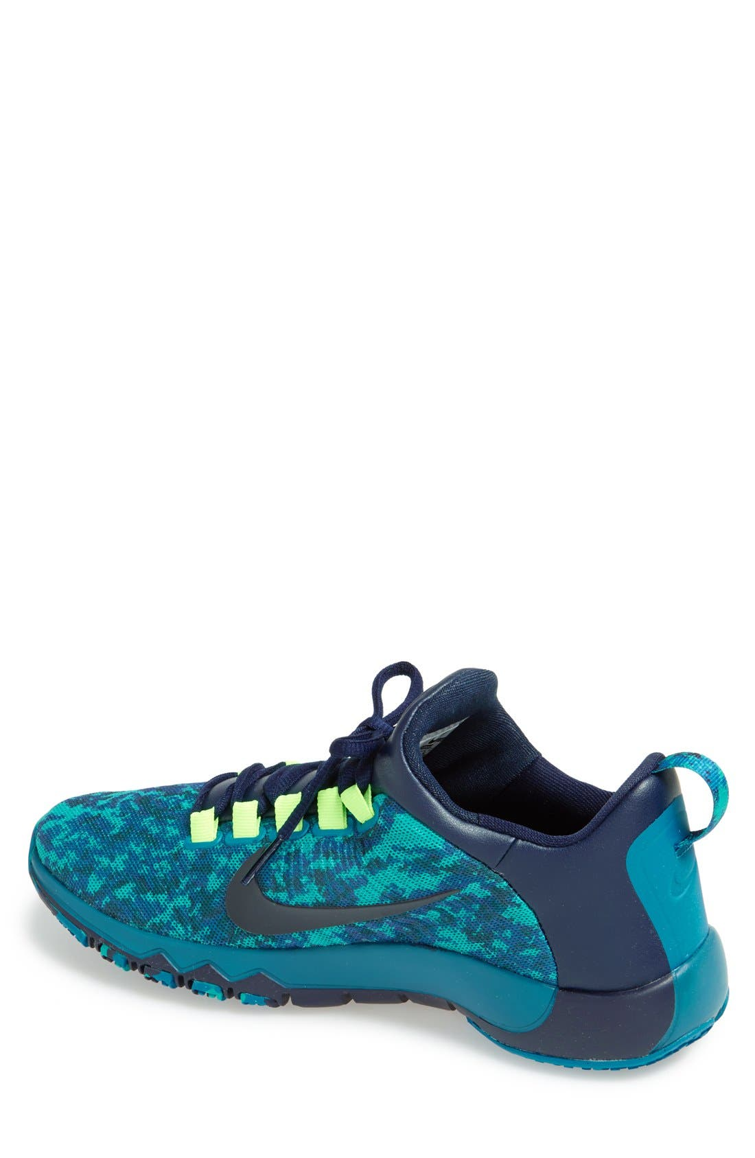 Alternate Image 2  - Nike 'Free Trainer 5.0 NRG' Training Shoe (Men)