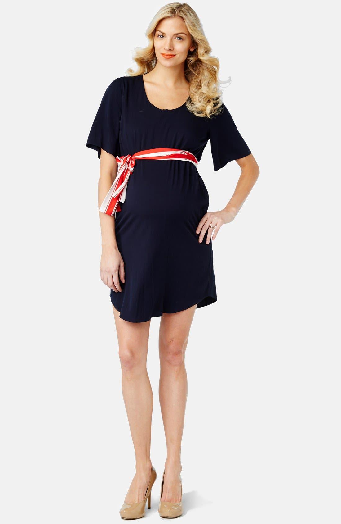 Alternate Image 1 Selected - Rosie Pope 'Iris' Maternity Dress