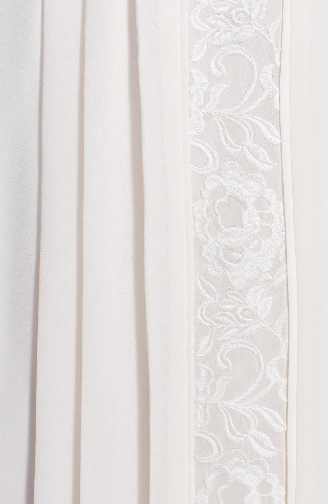 Alternate Image 4  - Jessica Simpson Chiffon Blouson Dress
