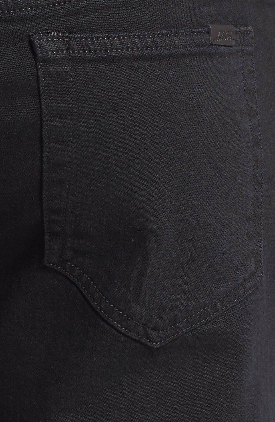 Alternate Image 4  - Joe's 'Brixton' Slim Fit Jeans (Zayden)