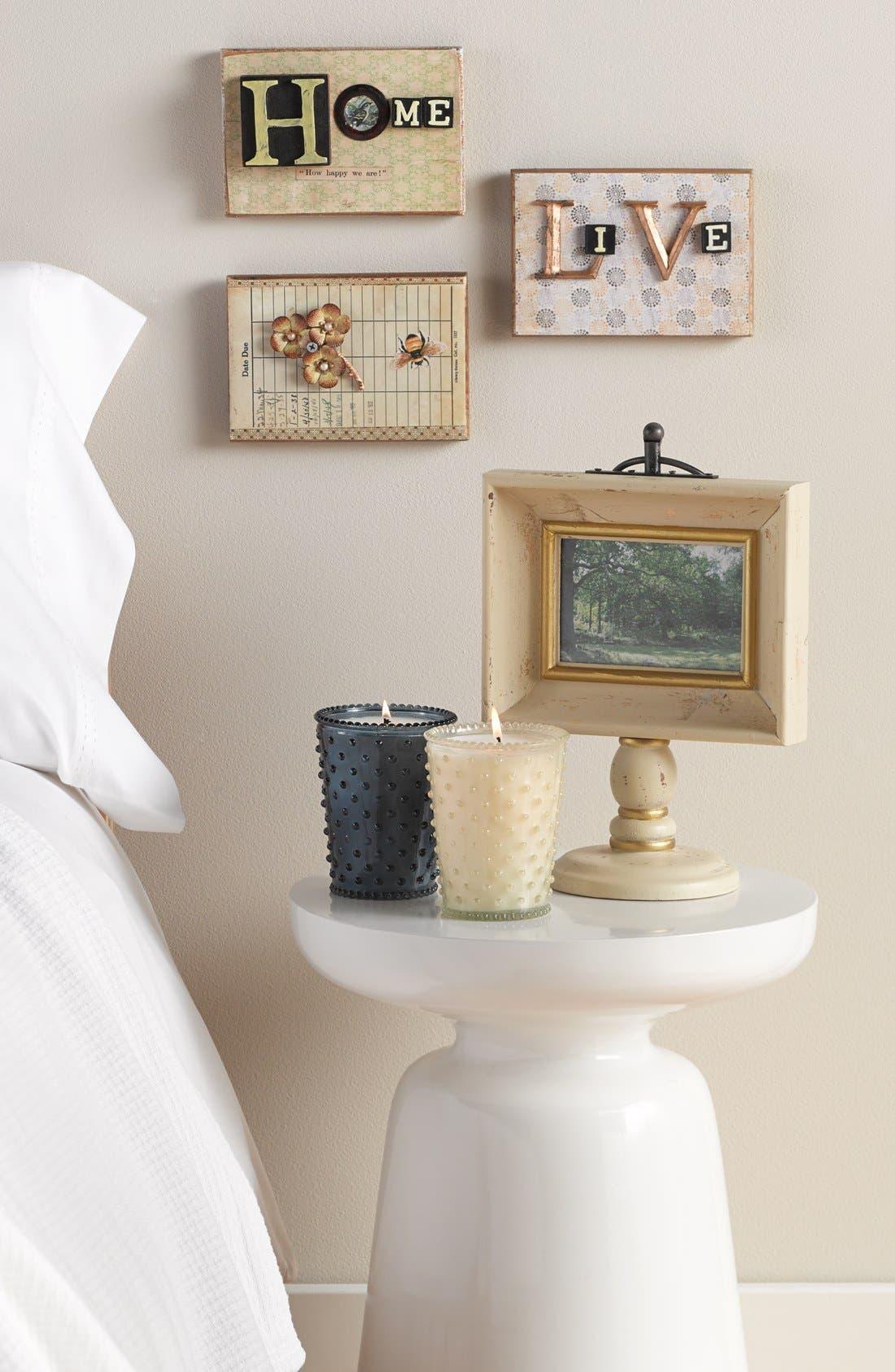 Alternate Image 4  - Creative Co-Op 'Home' Embellished Wooden Wall Art