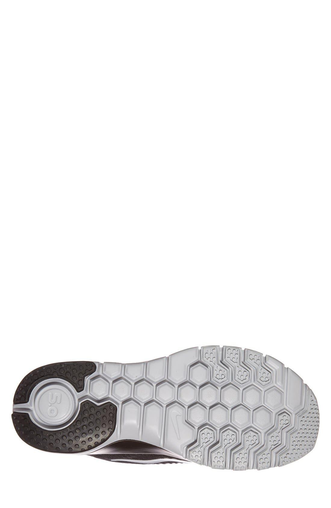 Alternate Image 4  - Nike 'Free 5.0 Trainer' Training Shoe (Men)