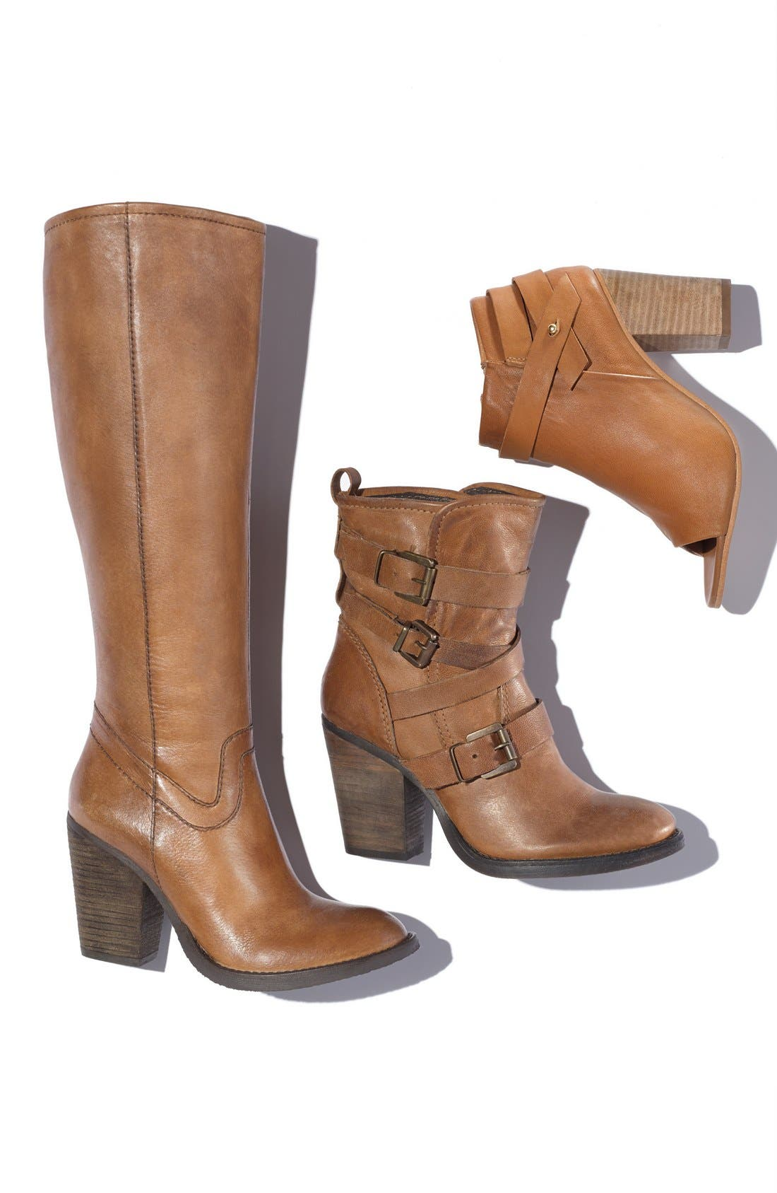 Alternate Image 5  - Steve Madden 'Now' Open Toe Bootie (Women)