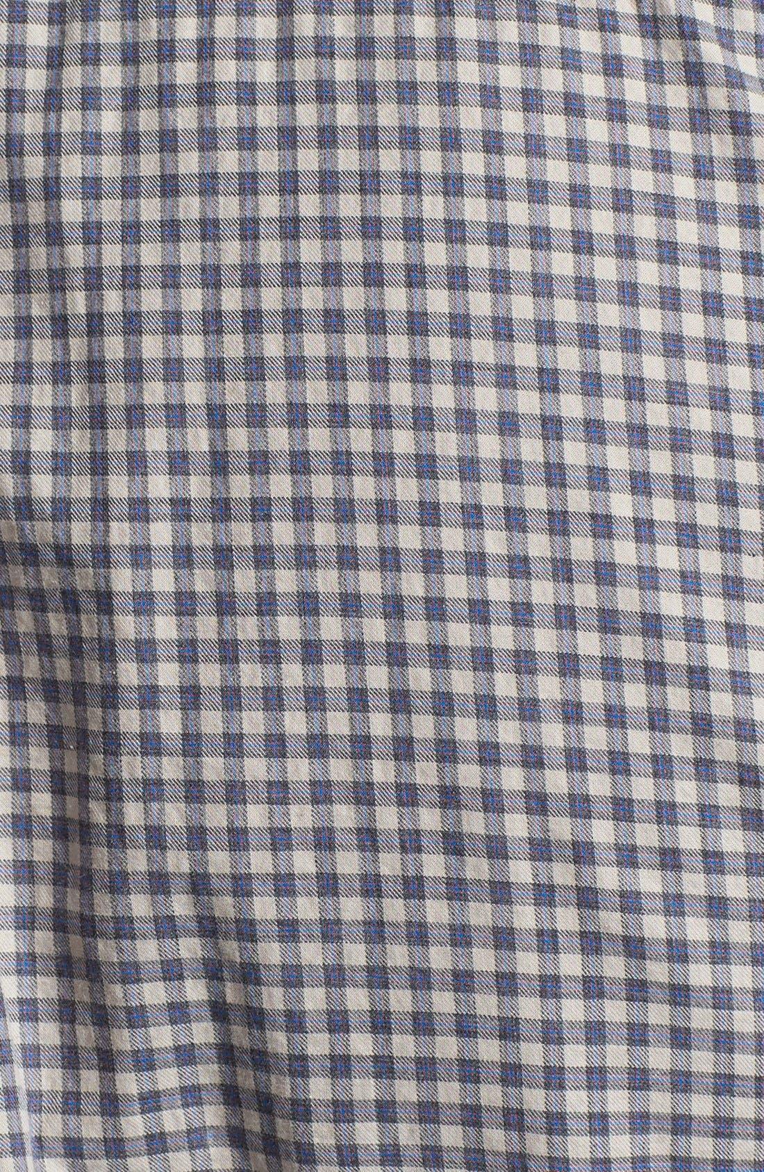 Alternate Image 2  - Billy Reid 'Courtland' Check Short Sleeve Shirt