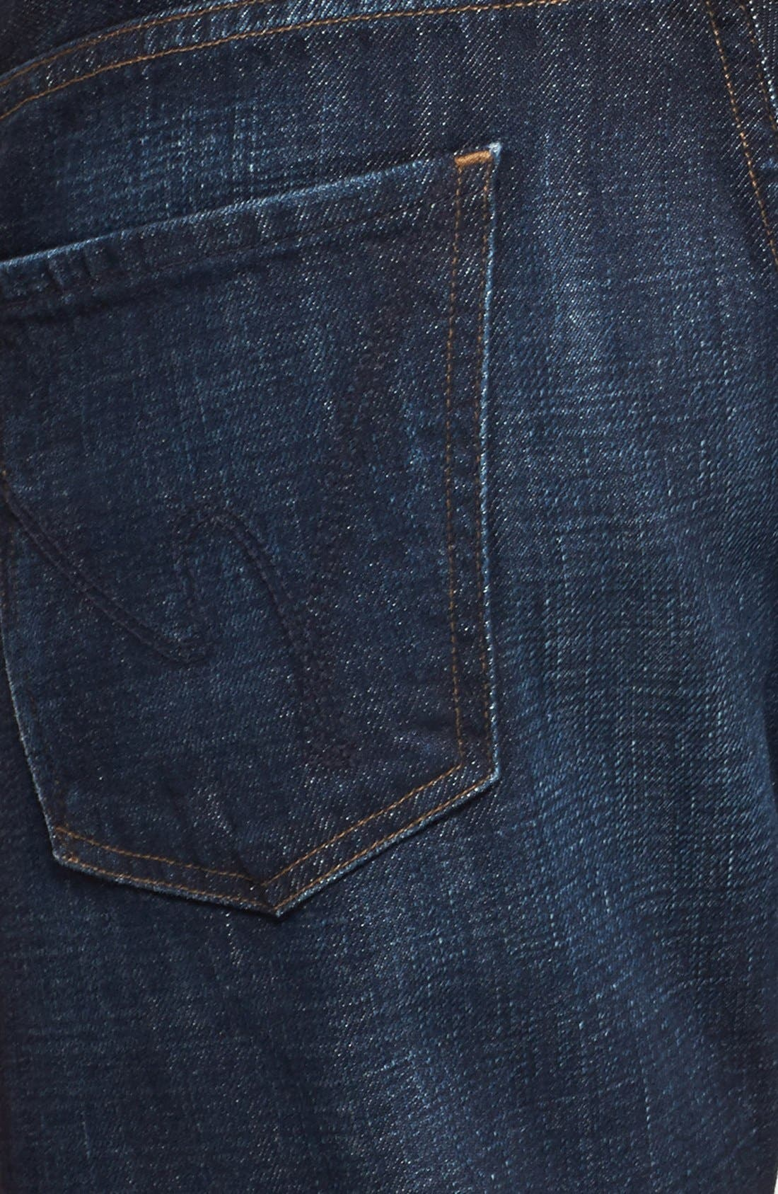 Alternate Image 4  - Citizens of Humanity 'Sid' Straight Leg Jeans (Vermont)