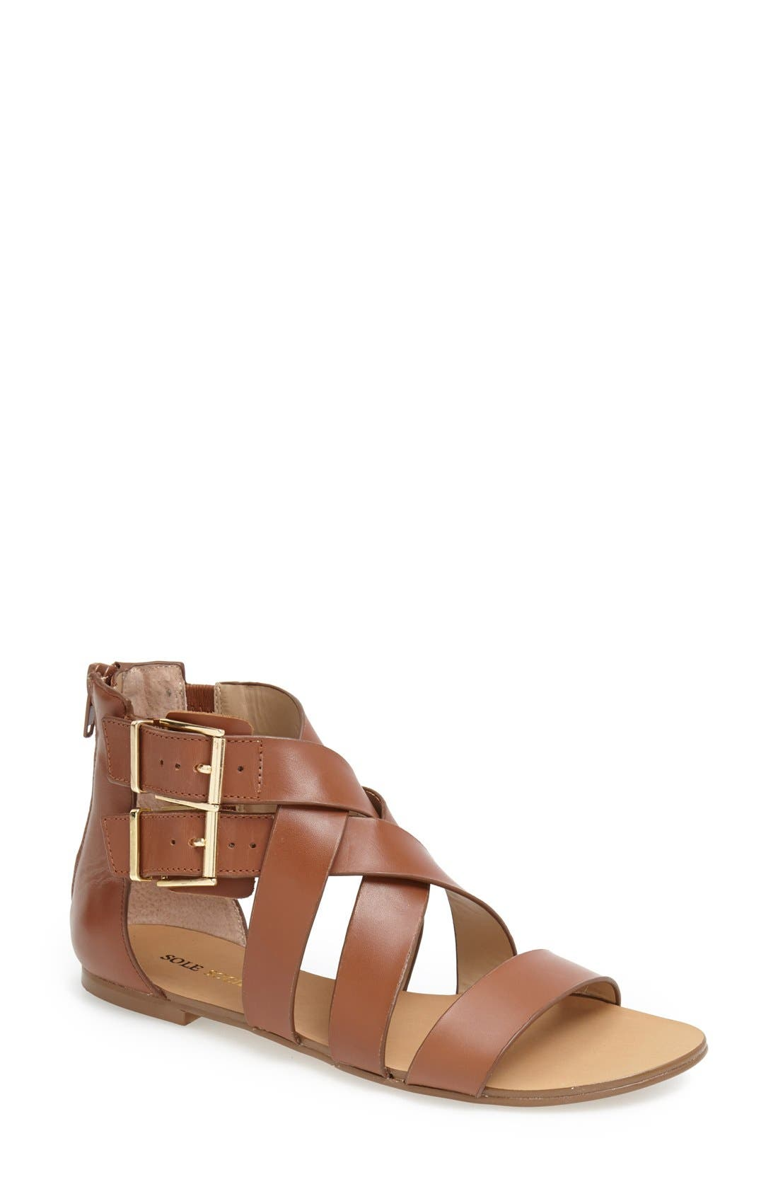 Alternate Image 1 Selected - SOLE SOCIETY NANCIE SANDAL