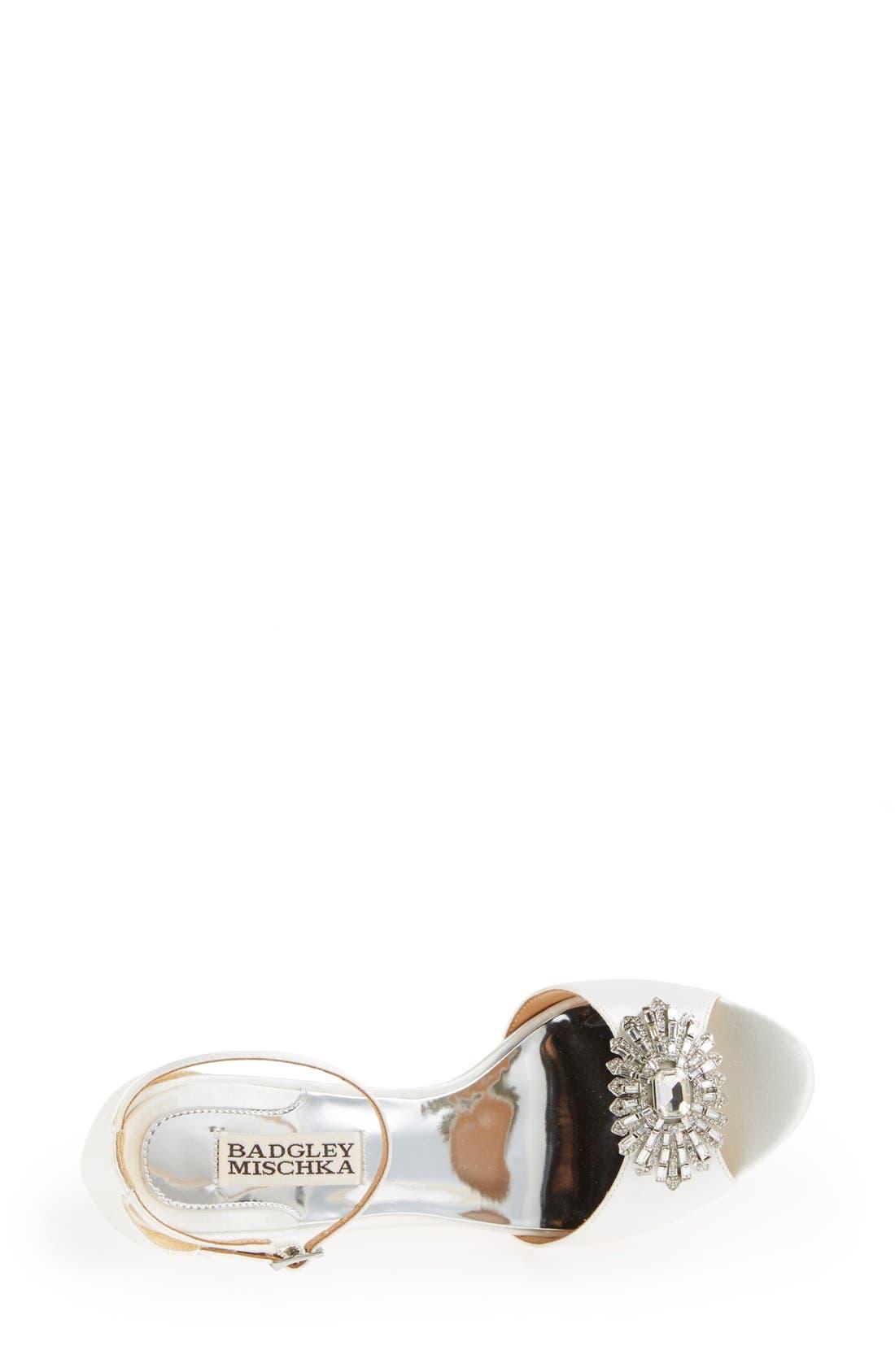 Alternate Image 3  - Badgley Mischka 'Harmony' Sandal (Women)