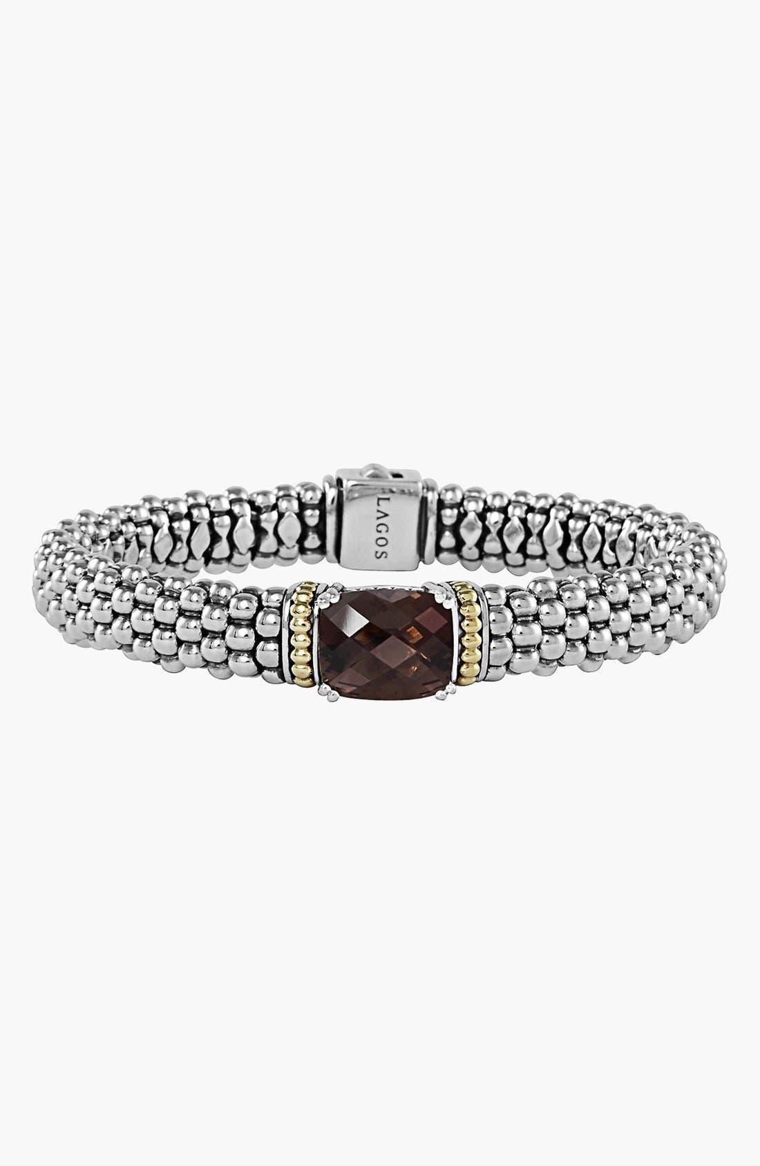 Alternate Image 3  - LAGOS 'Prism' Rope Station Bracelet